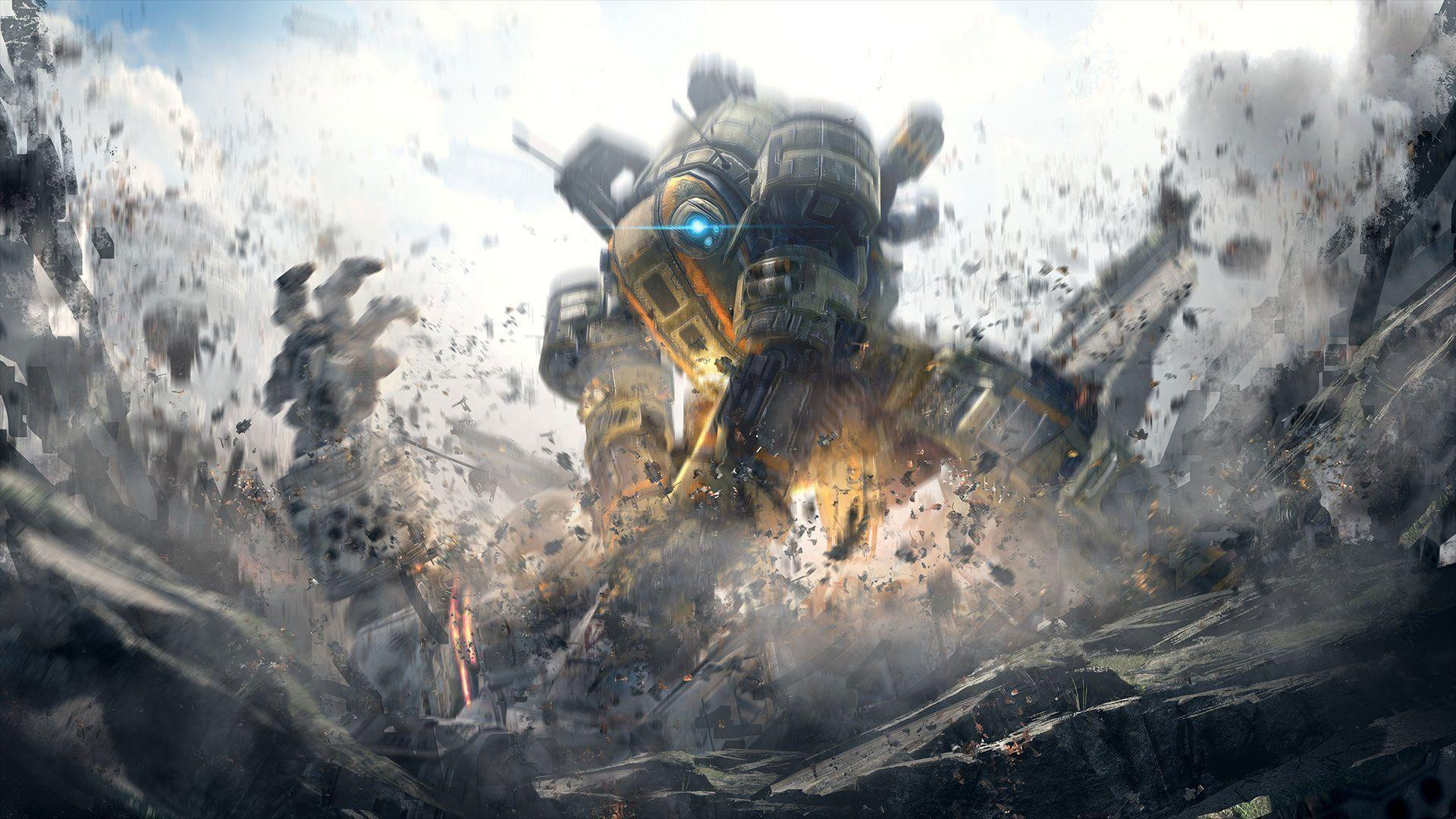 Titanfall 2 Wallpapers in Ultra HD