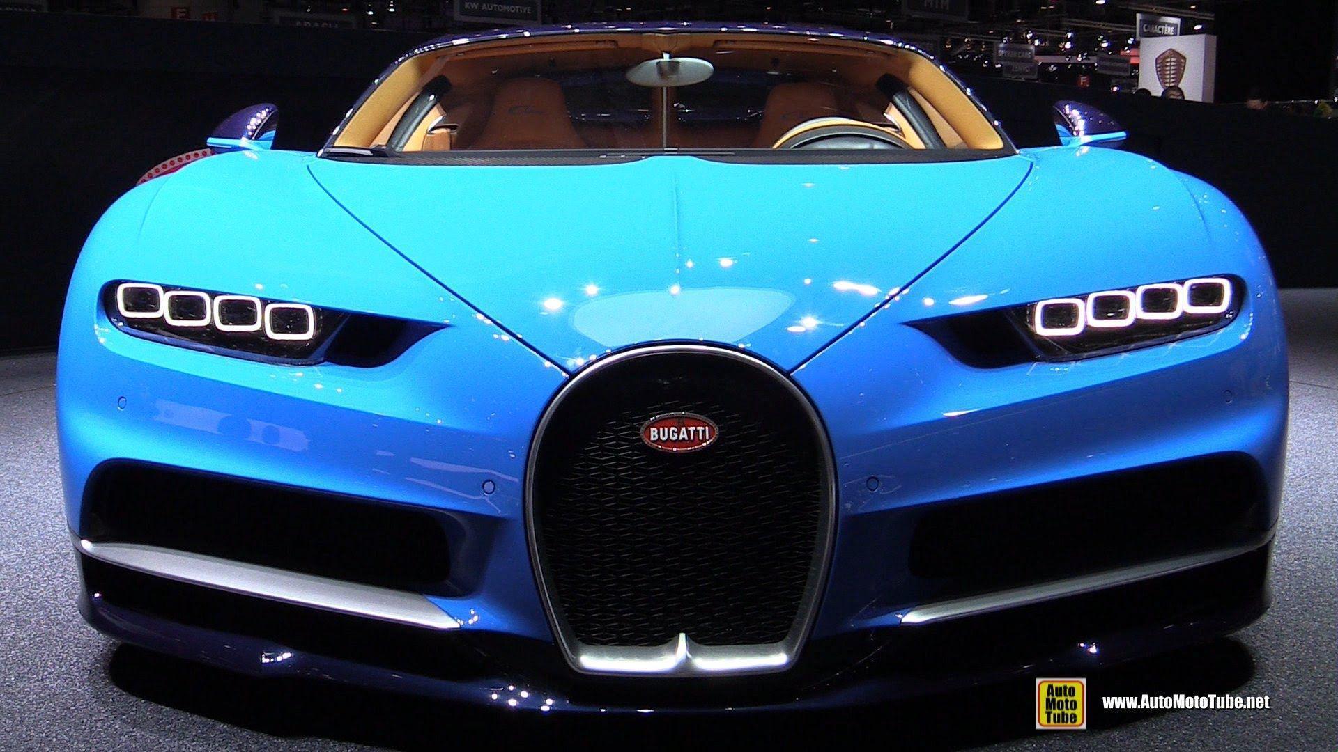 Bugatti Chiron 2017 Wallpapers Wallpaper Cave