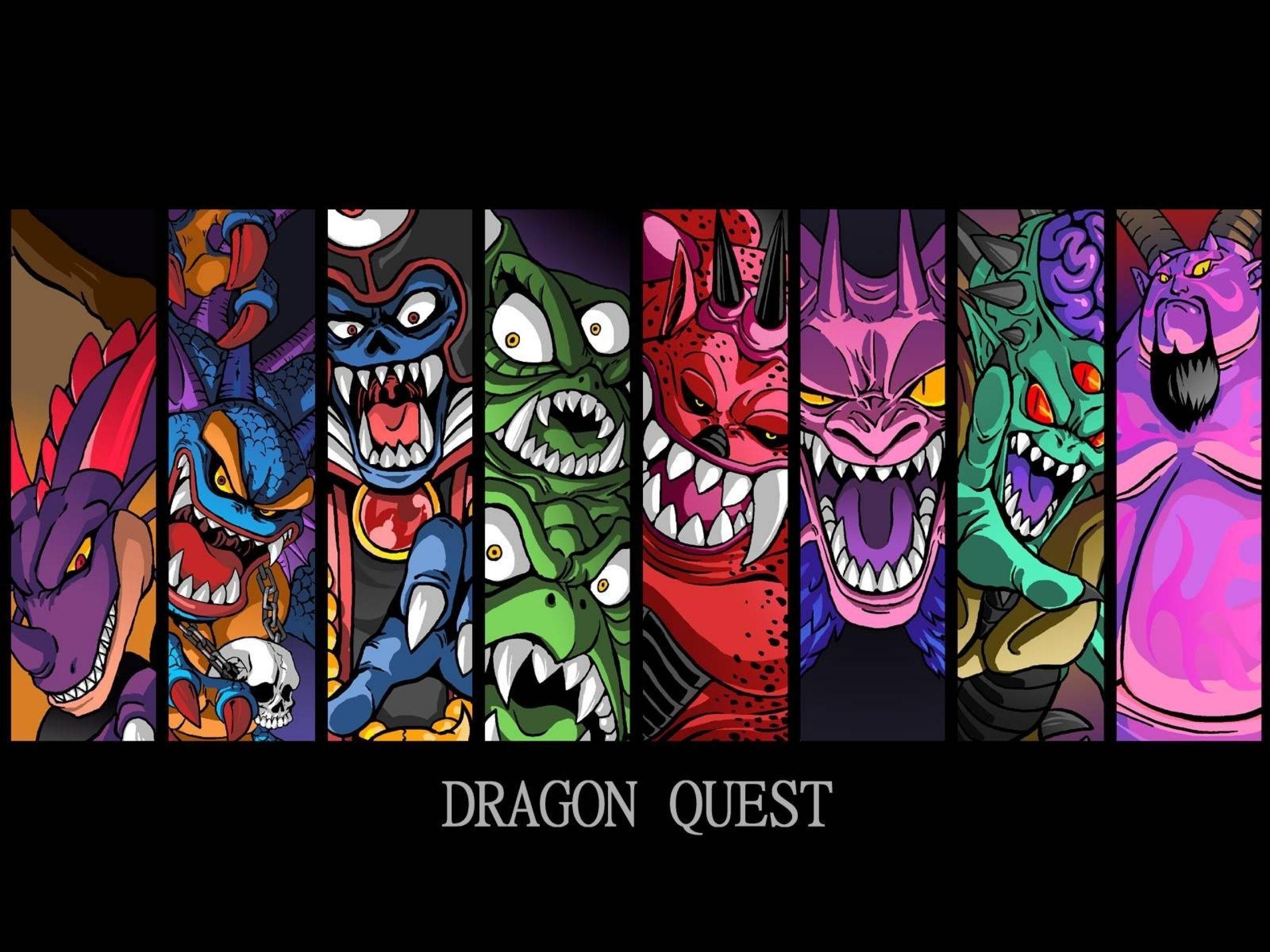 Dragon Quest Wallpapers - Wallpaper Cave