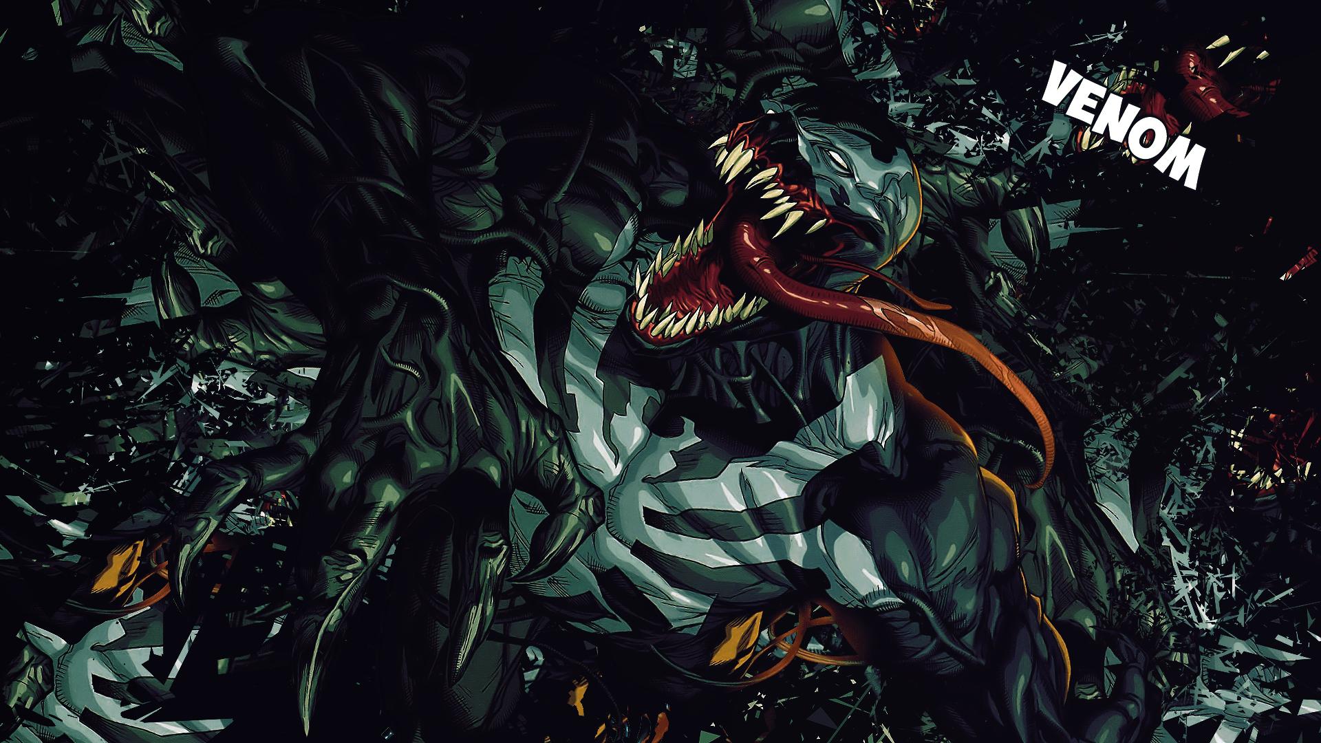 Agent Venom Wallpapers - Wallpaper Cave