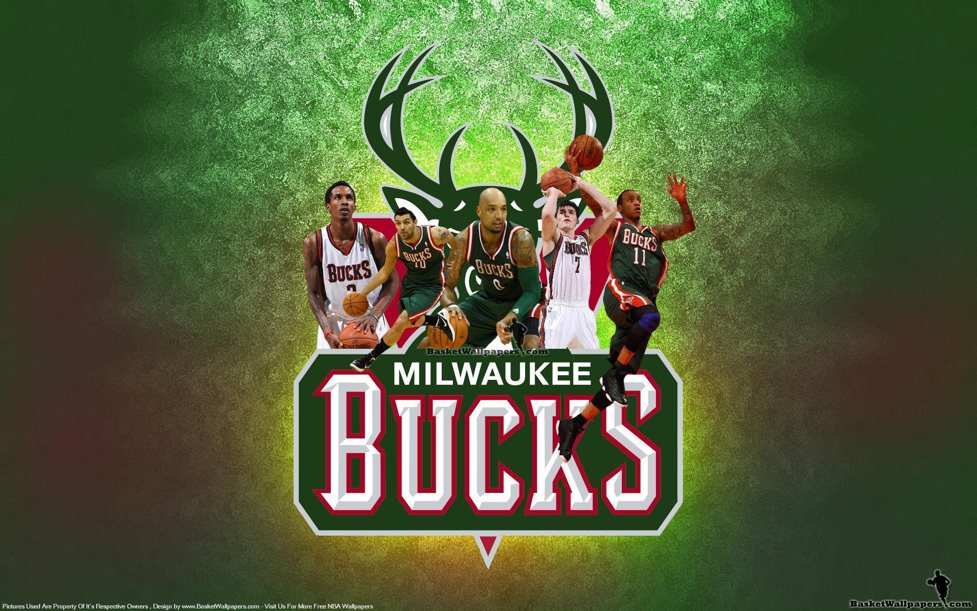 Milwaukee Bucks Wallpapers Wallpaper Cave