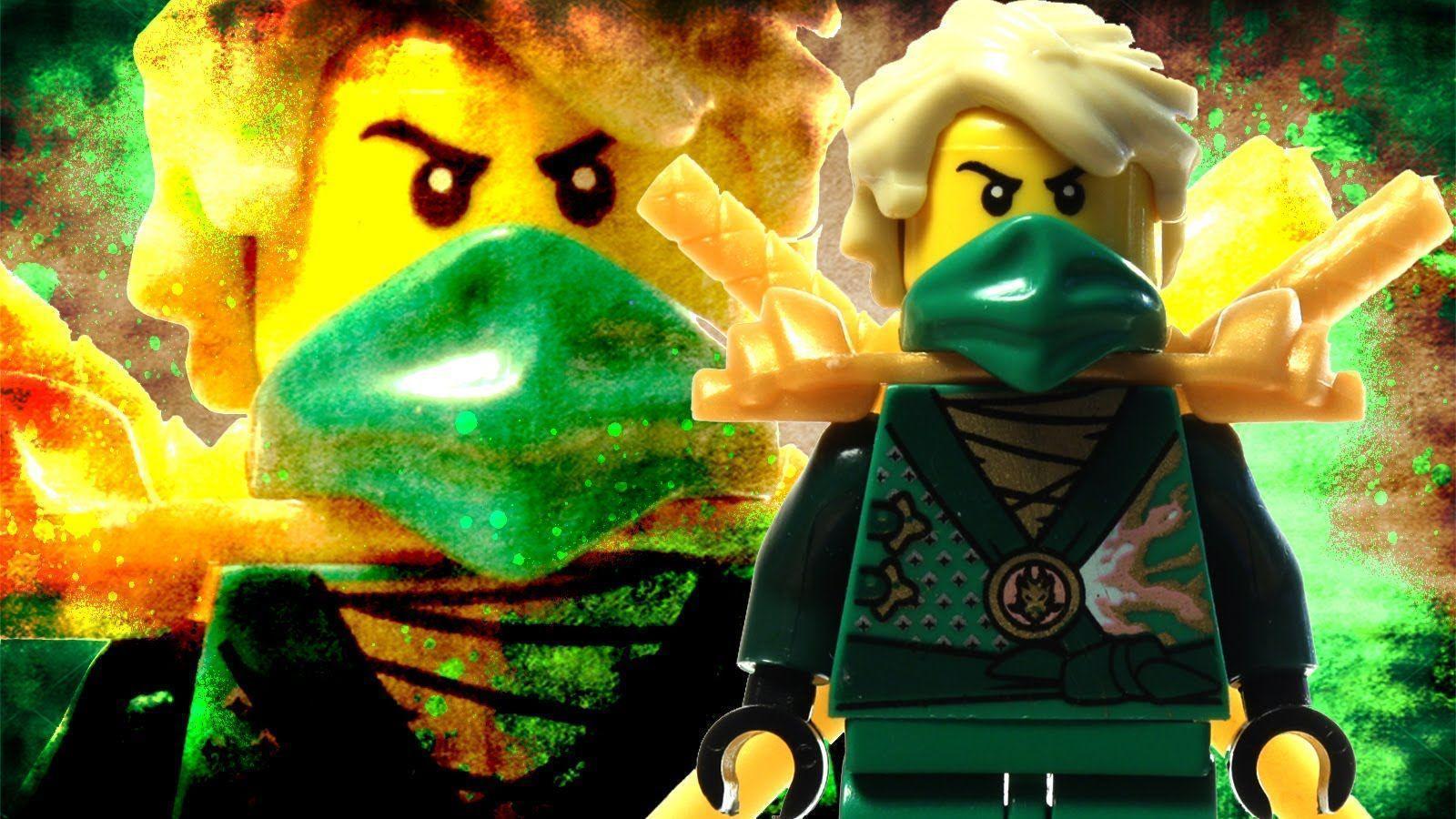 Lego Ninjago Wallpapers