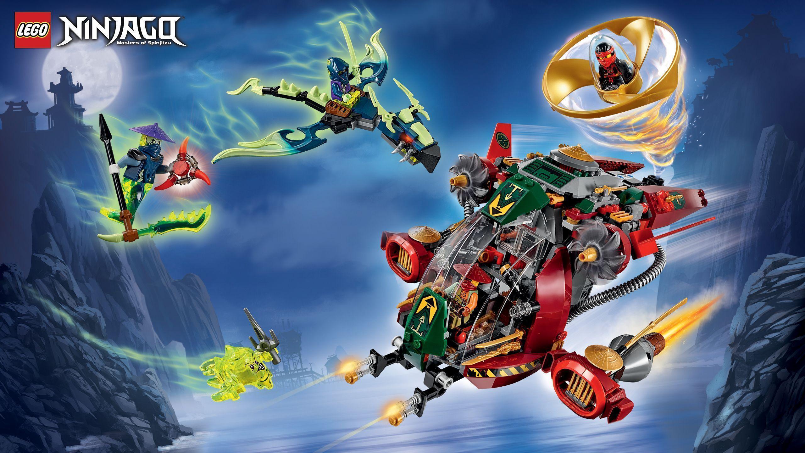 Lego Ninjago Wallpapers Wallpaper Cave