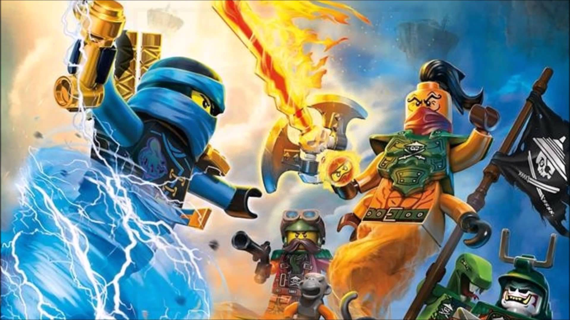 lego ninjago wallpaper high - photo #7