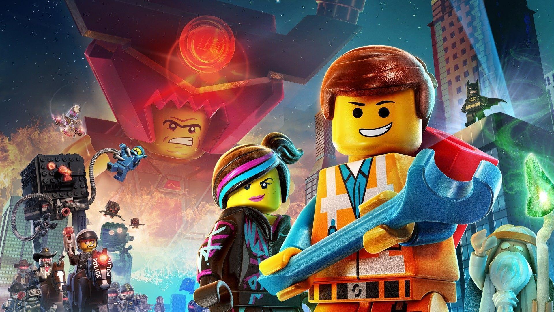 HD The LEGO NINJAGO Movie Wallpaper