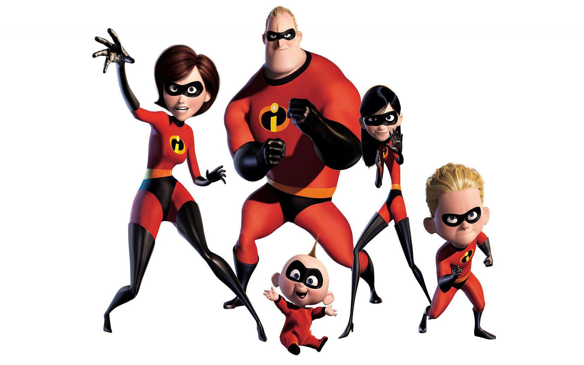 9 The Incredibles HD Wallpapers