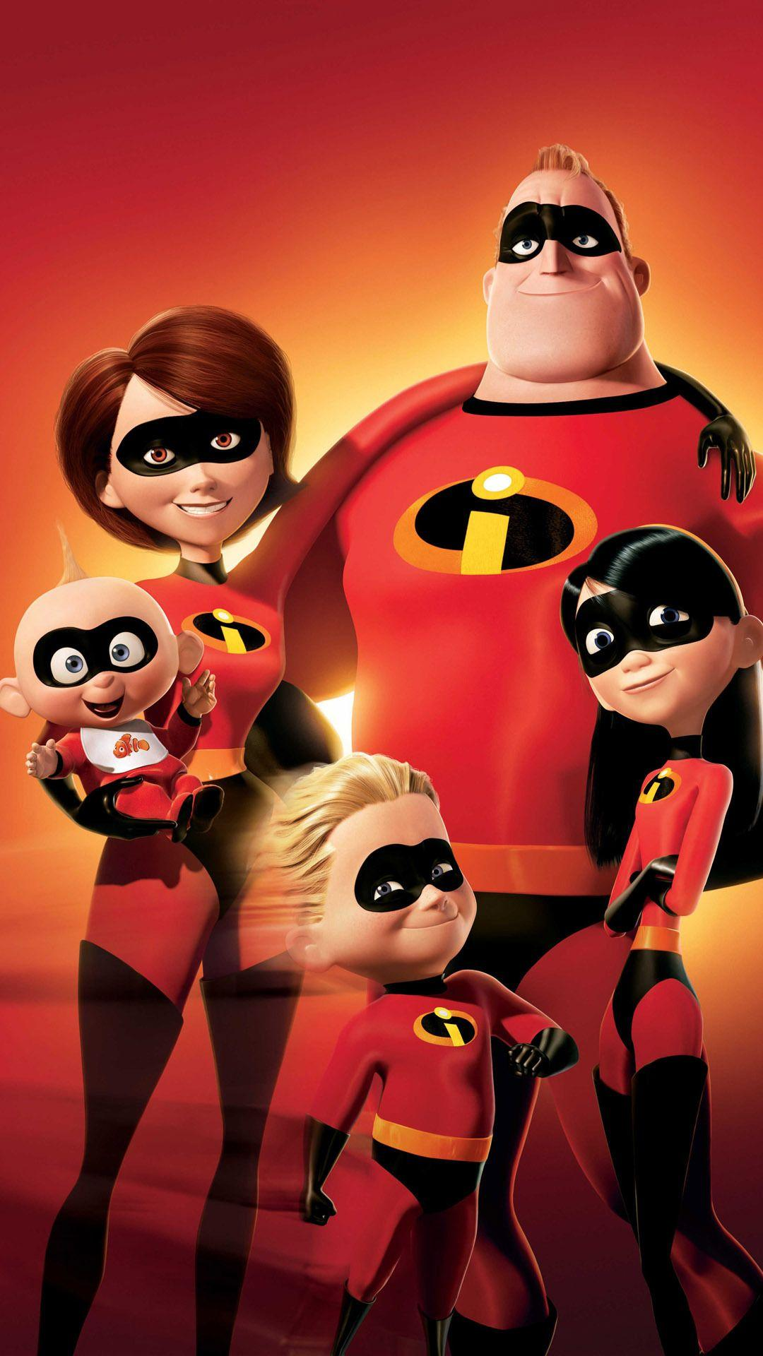 The Incredibles Mobile Wallpapers 9288