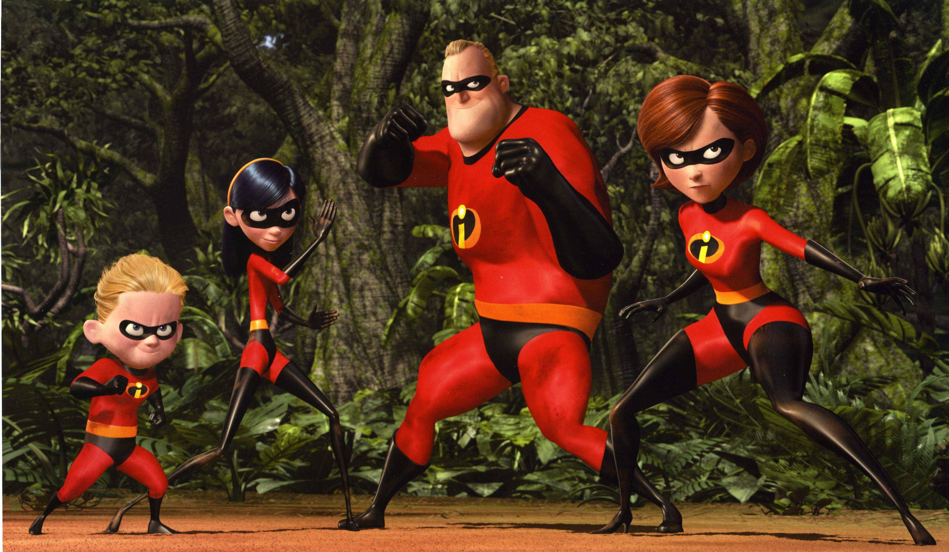The Incredibles Wallpapers 2