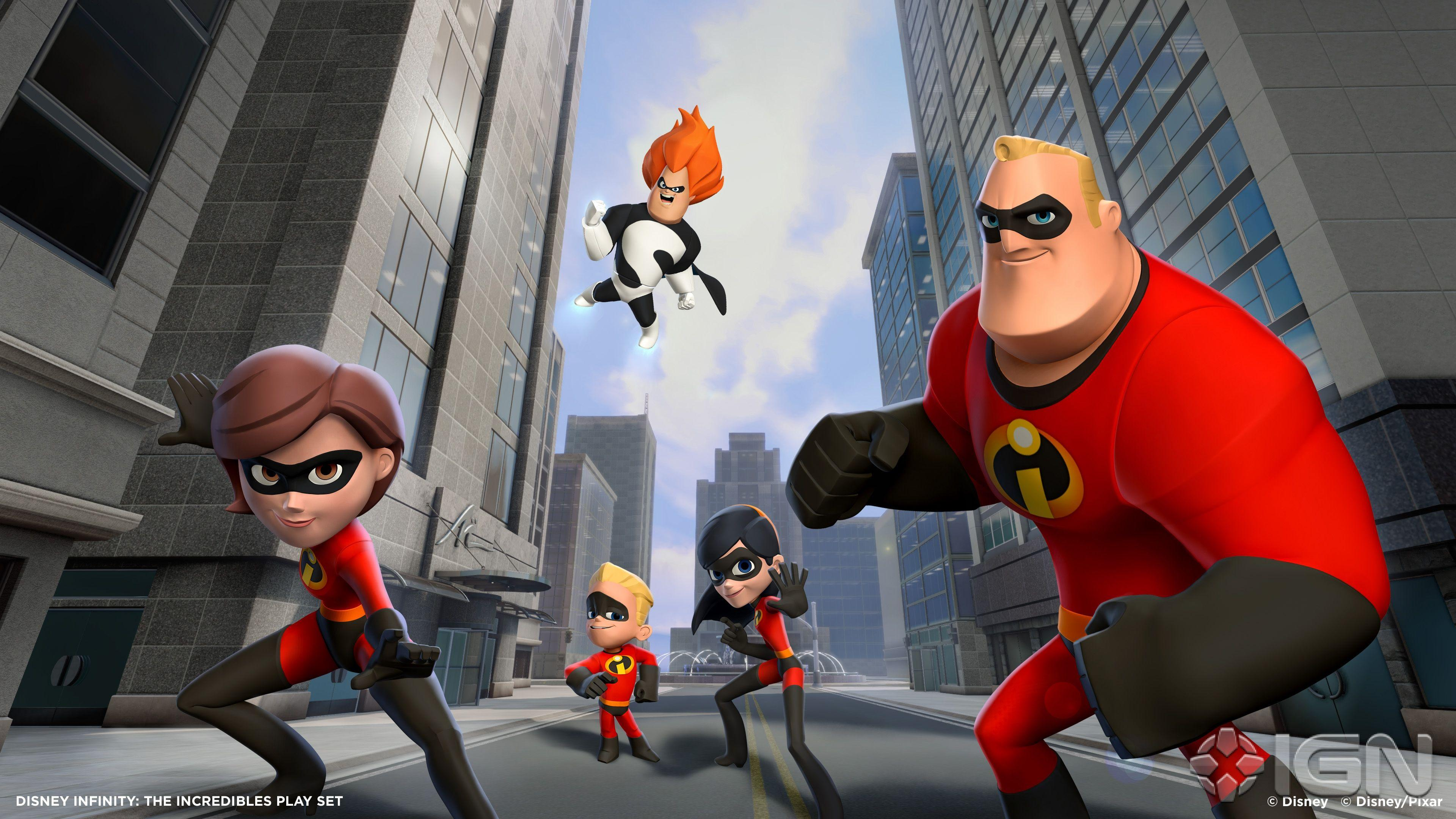 The Incredibles Wallpapers HD