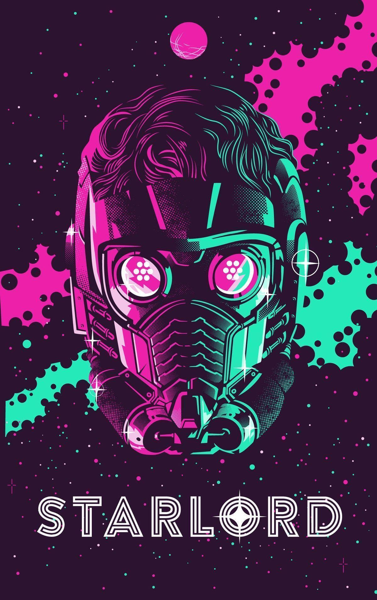 Guardians Of The Galaxy Star-Lord Wallpapers