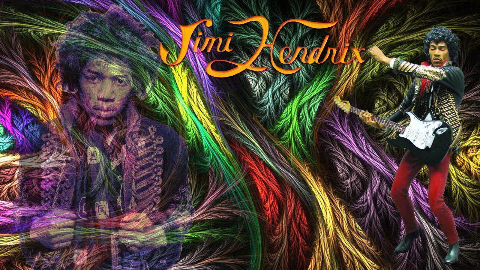 Jimmy Hendrix Wallpapers - Wallpaper Cave