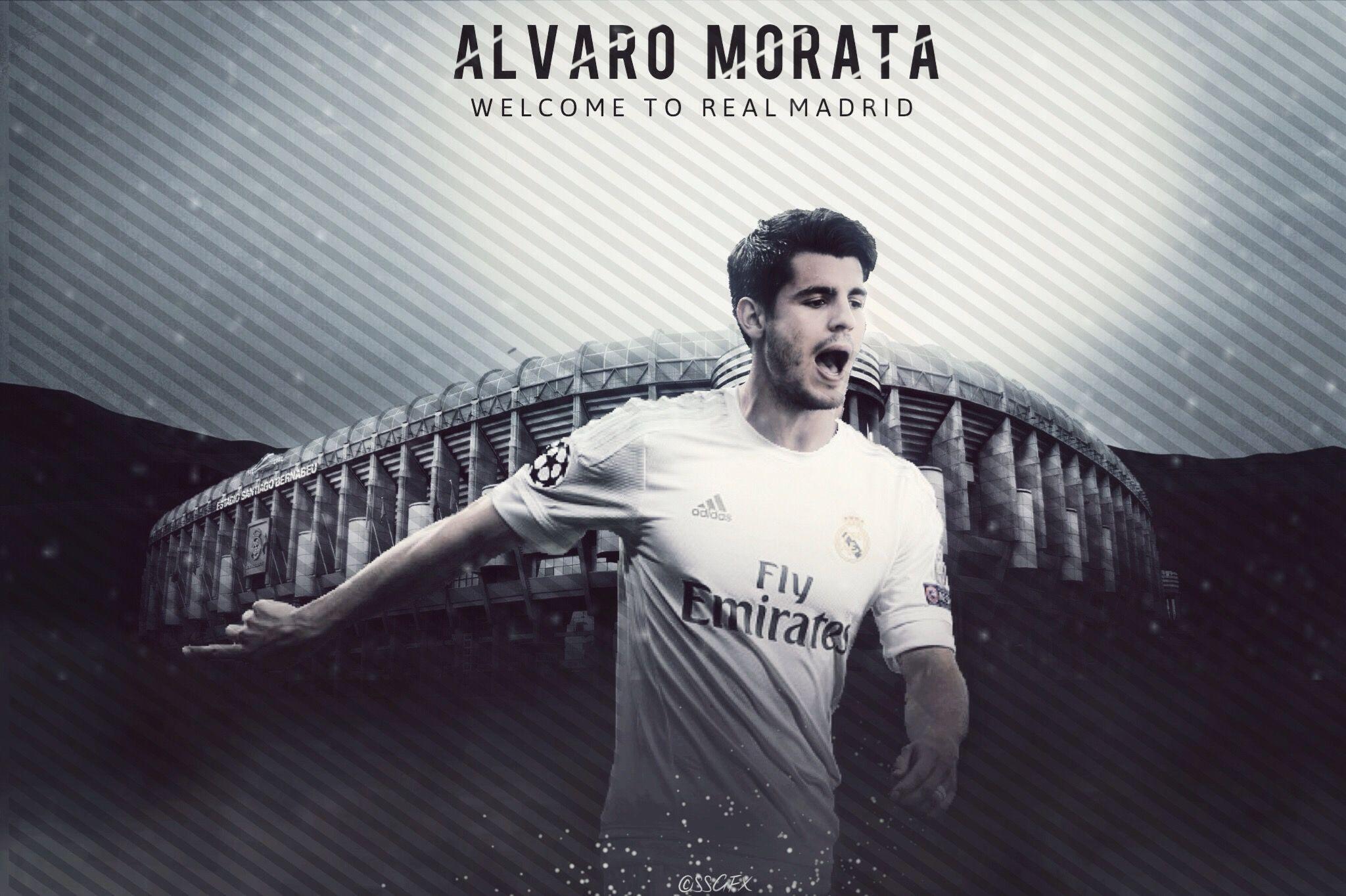 Alvaro Morata Wallpapers