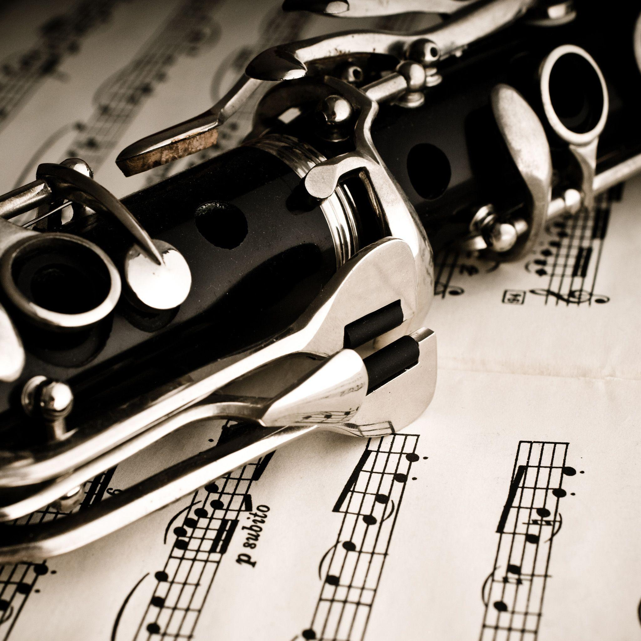 40 Clarinet Modern HQ Definition Wallpapers