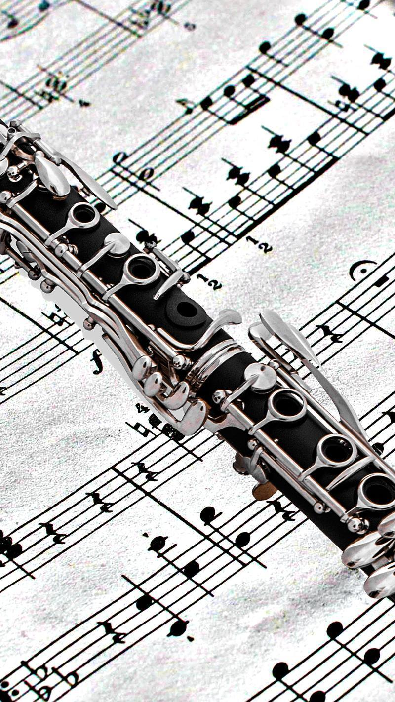 Download clarinet wallpapers to your cell phone