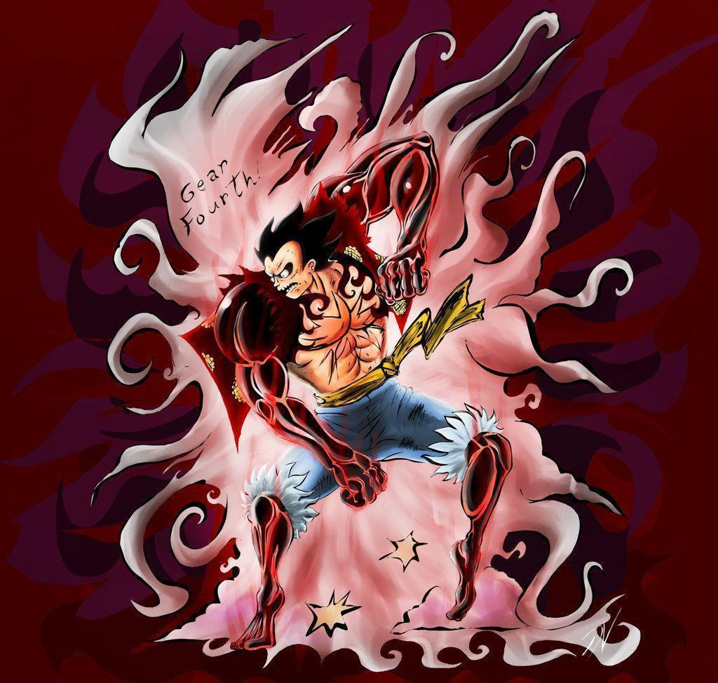 Luffy Gear 4 Wallpapers Wallpaper Cave