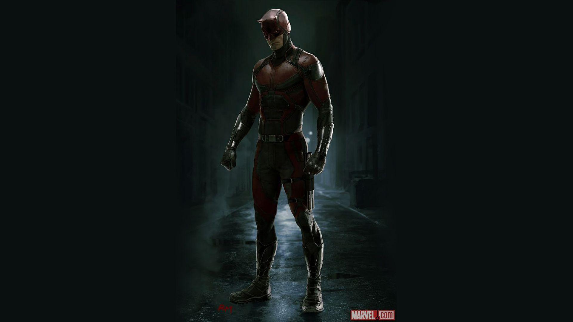 Daredevil Marvel Wallpapers Wallpaper Cave