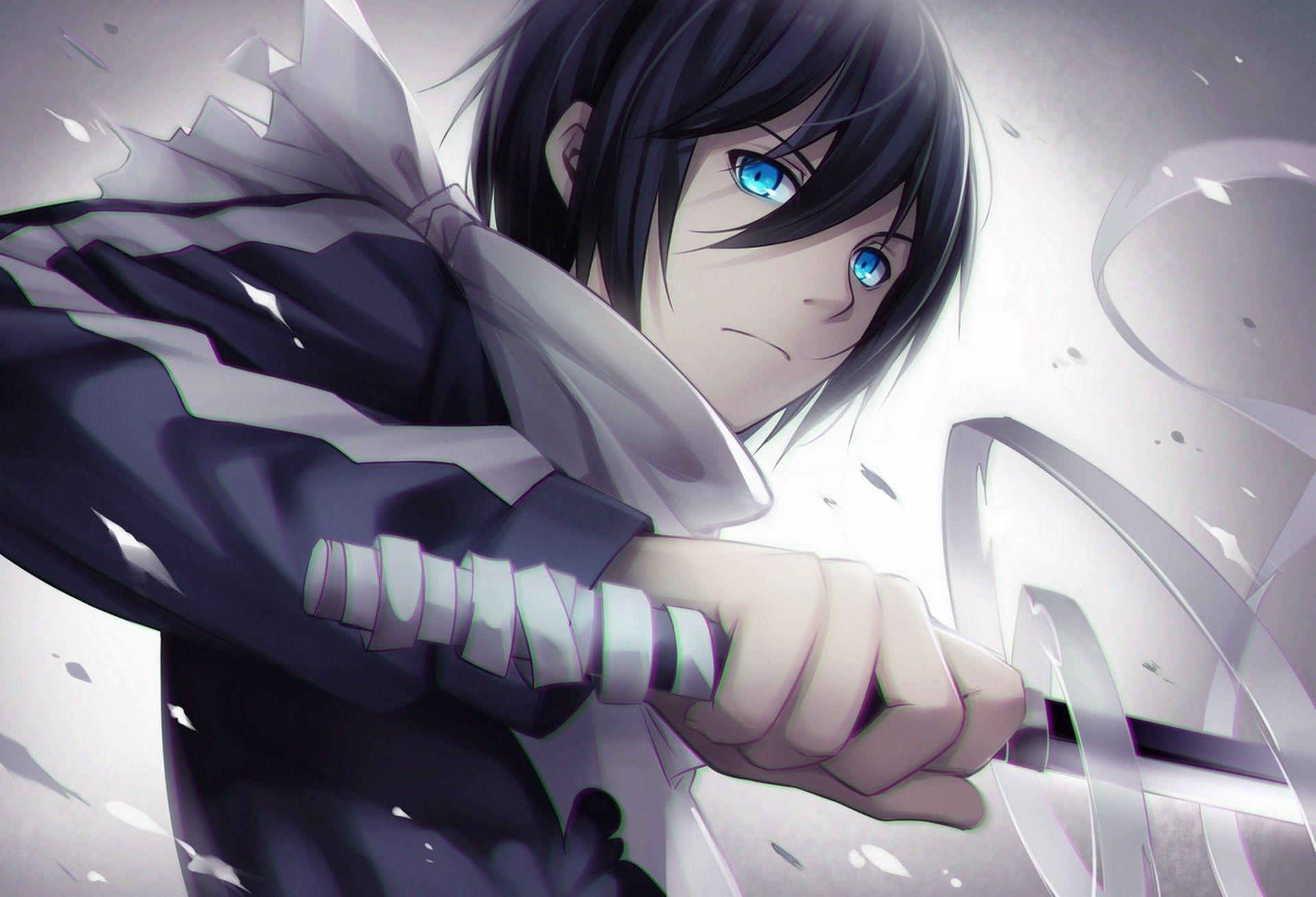 Boy Anime Wallpapers Wallpaper Cave