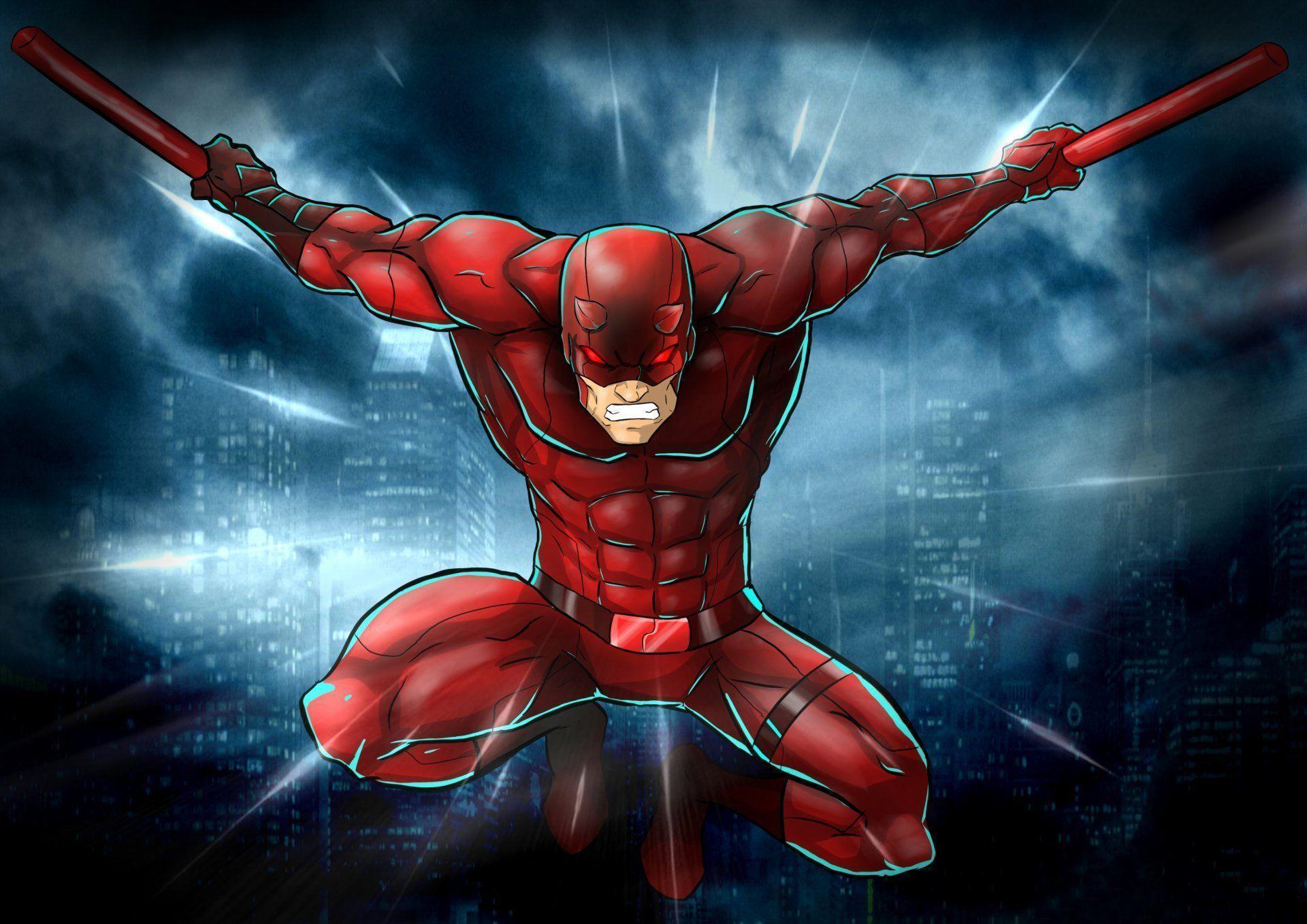 Daredevil Marvel Wallpapers - Wallpaper Cave