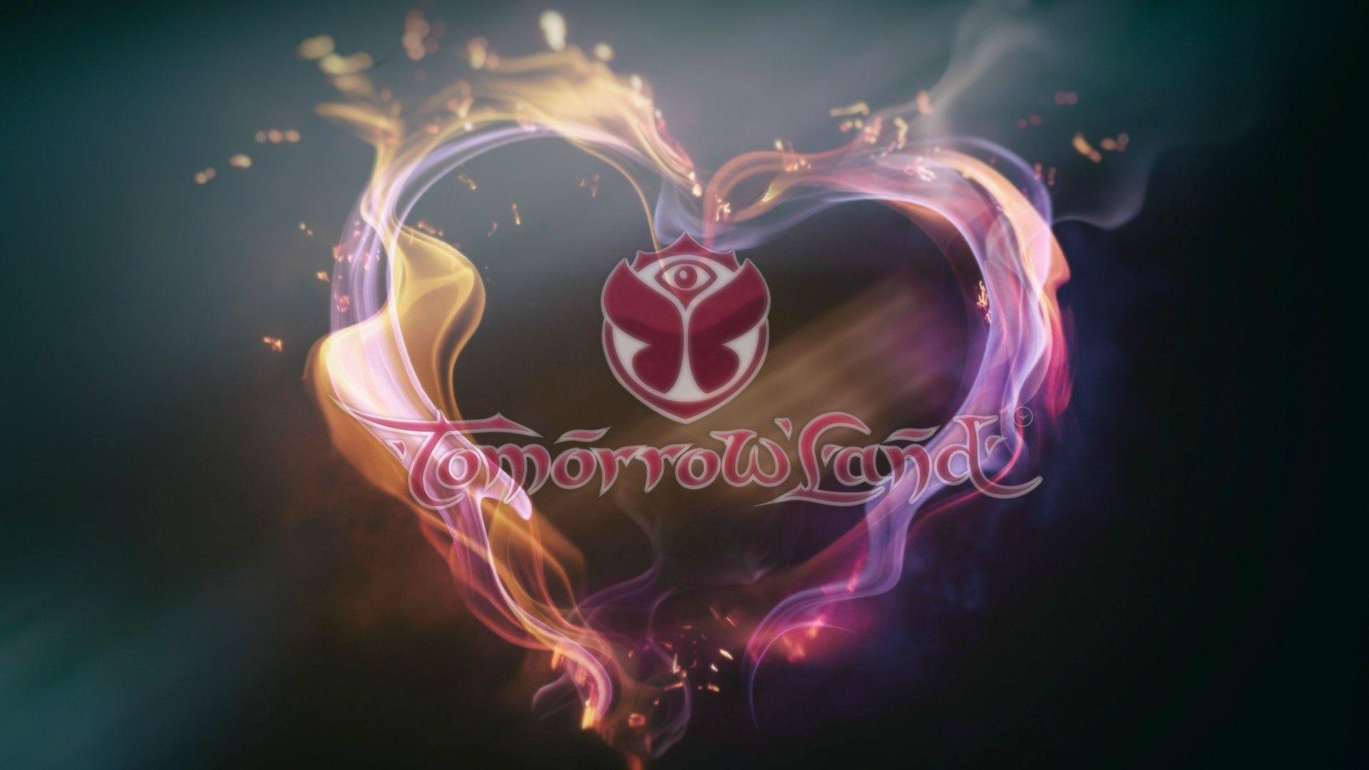 Tomorrowland Logo Wallpapers - Wallpaper Cave
