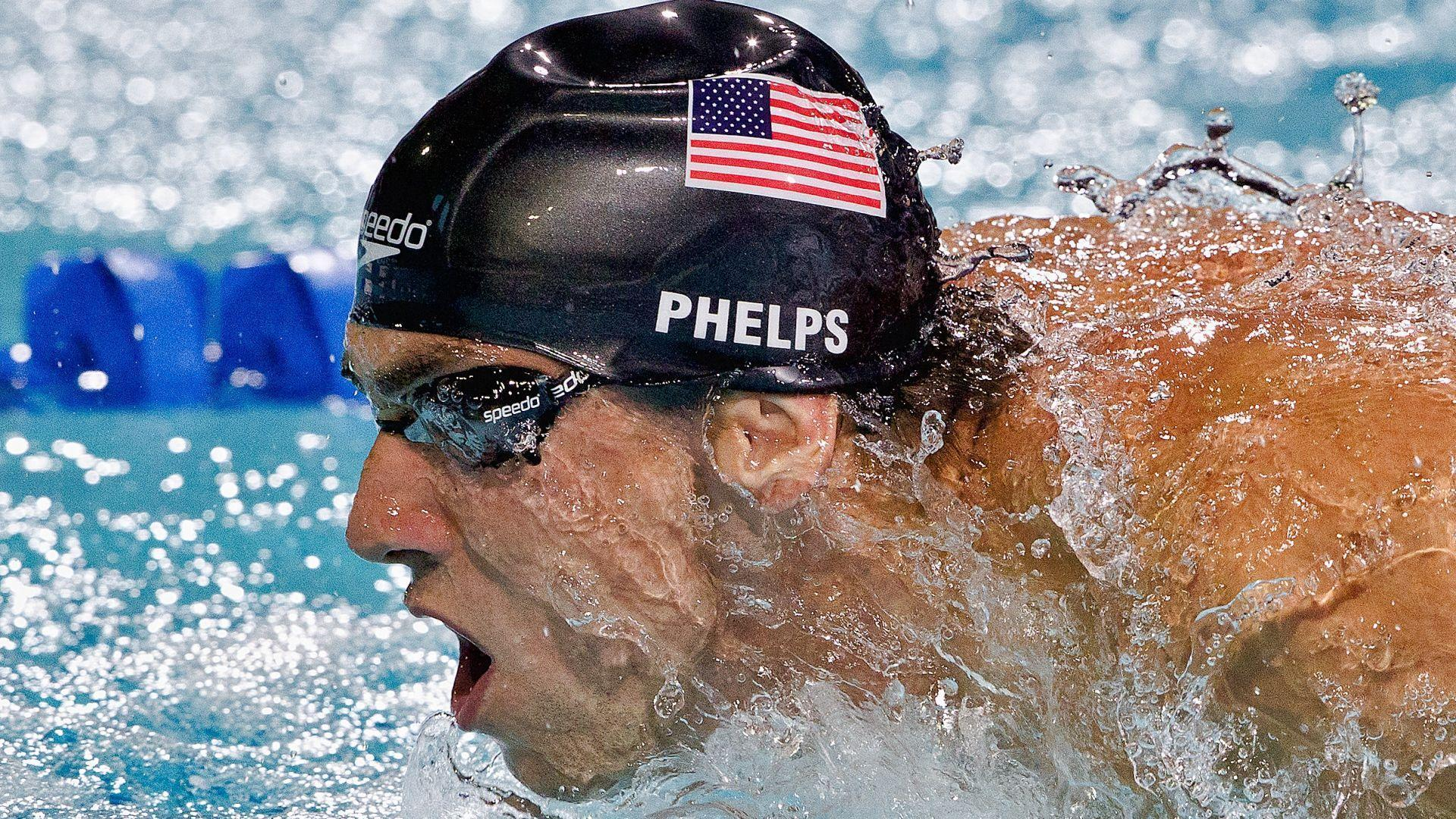 Full HD 1080p Michael phelps Wallpapers HD, Desktop Backgrounds