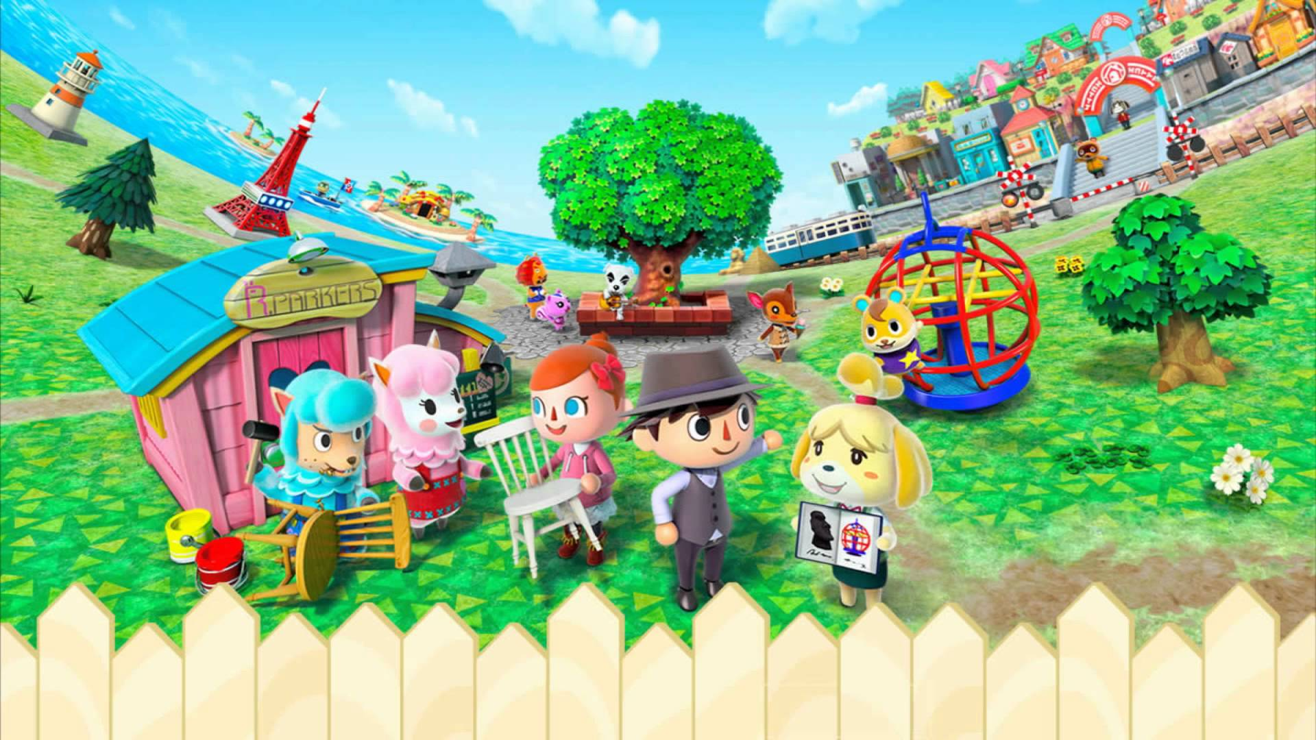 Animal Crossing Wallpapers - Wallpaper Cave