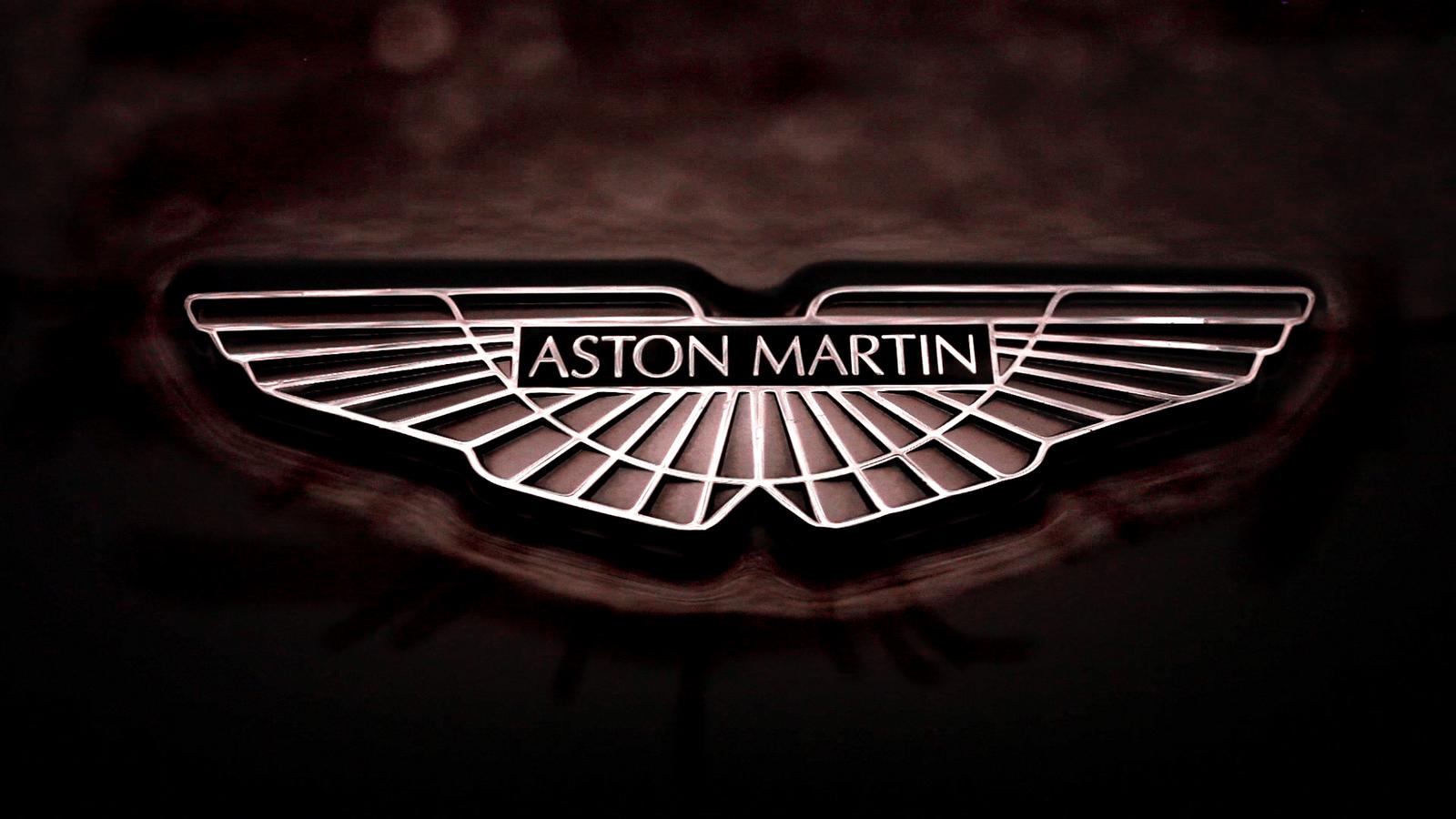 aston martin logo wallpapers - wallpaper cave