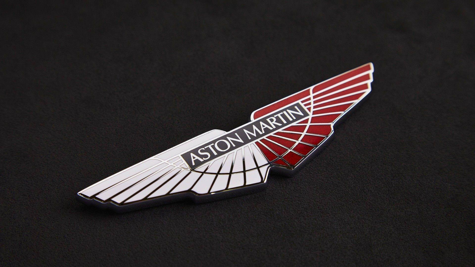 4 HD Aston Martin Logo Wallpapers