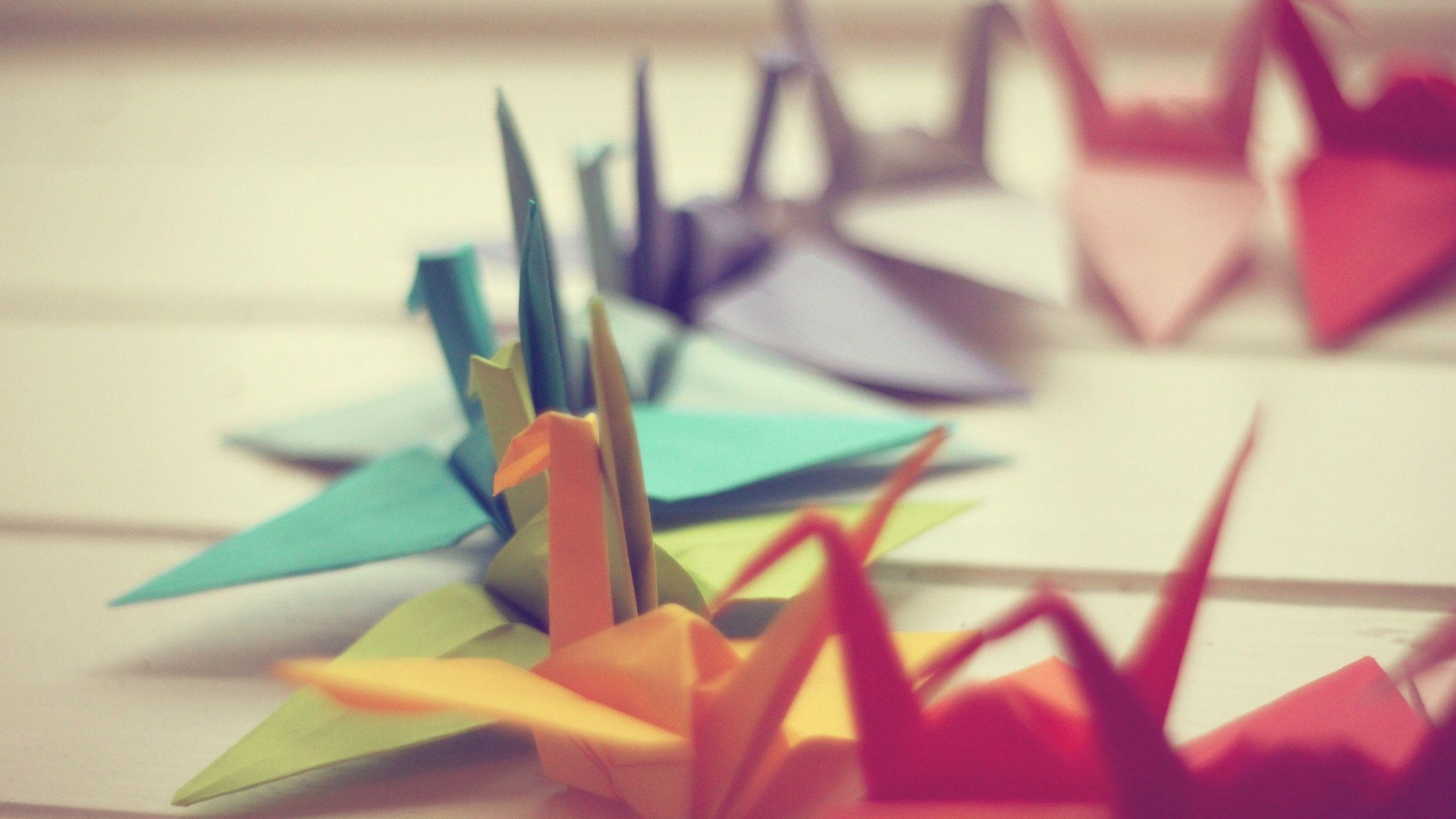 Origami Wallpapers Wallpaper Cave