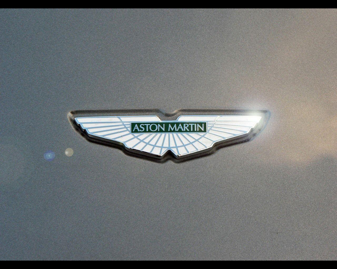 Aston Martin Symbol Car Pictures