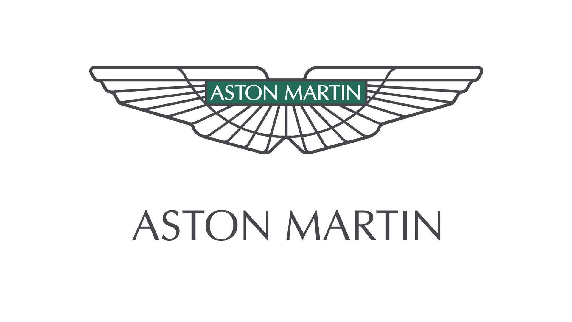 Aston Martin logo wallpapers