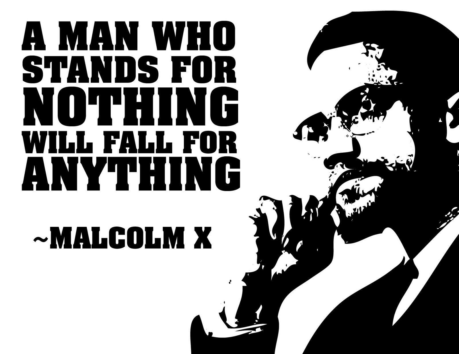 25+ best Malcolm X Quotes