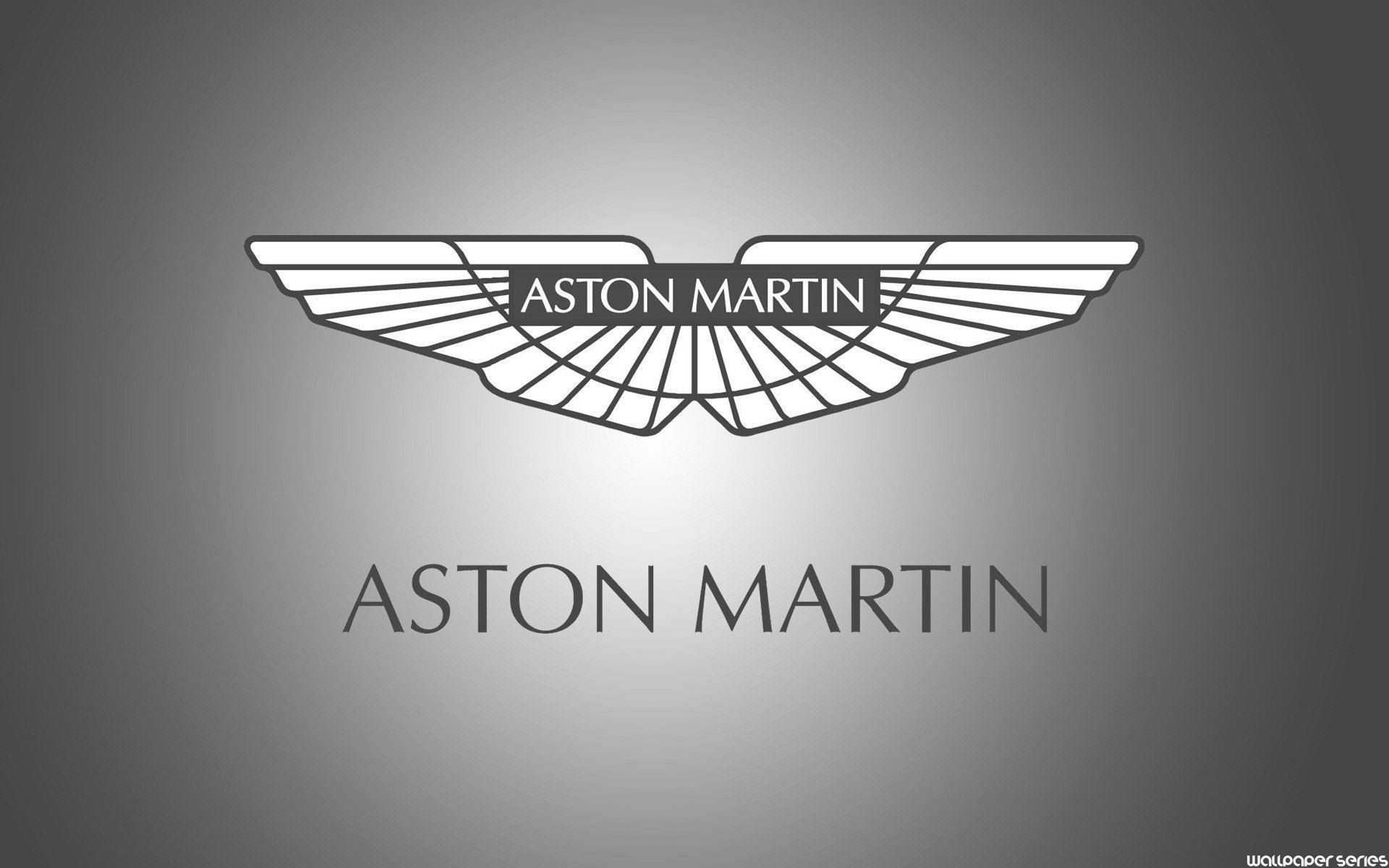 Aston Martin Logo Black Backgrounds Aston Martin Hd Wallpapers Hd