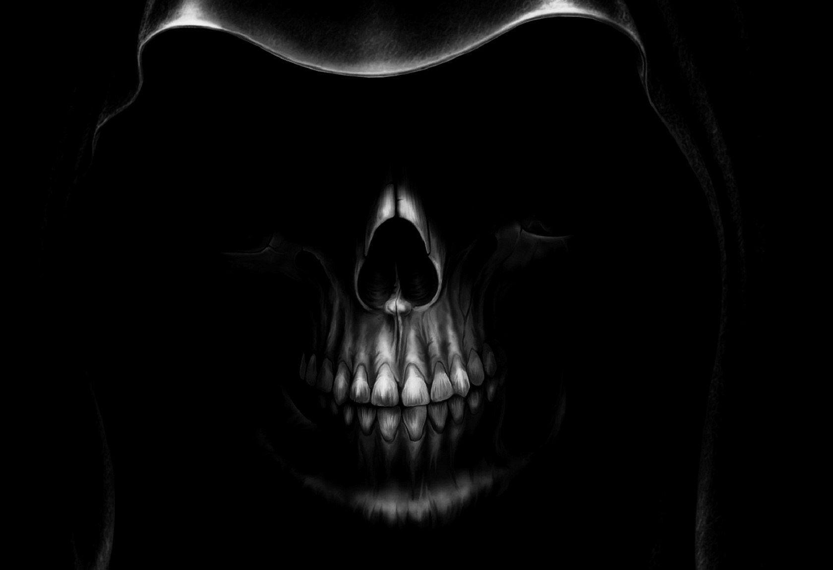 Skeleton Wallpaper - WallpaperSafari