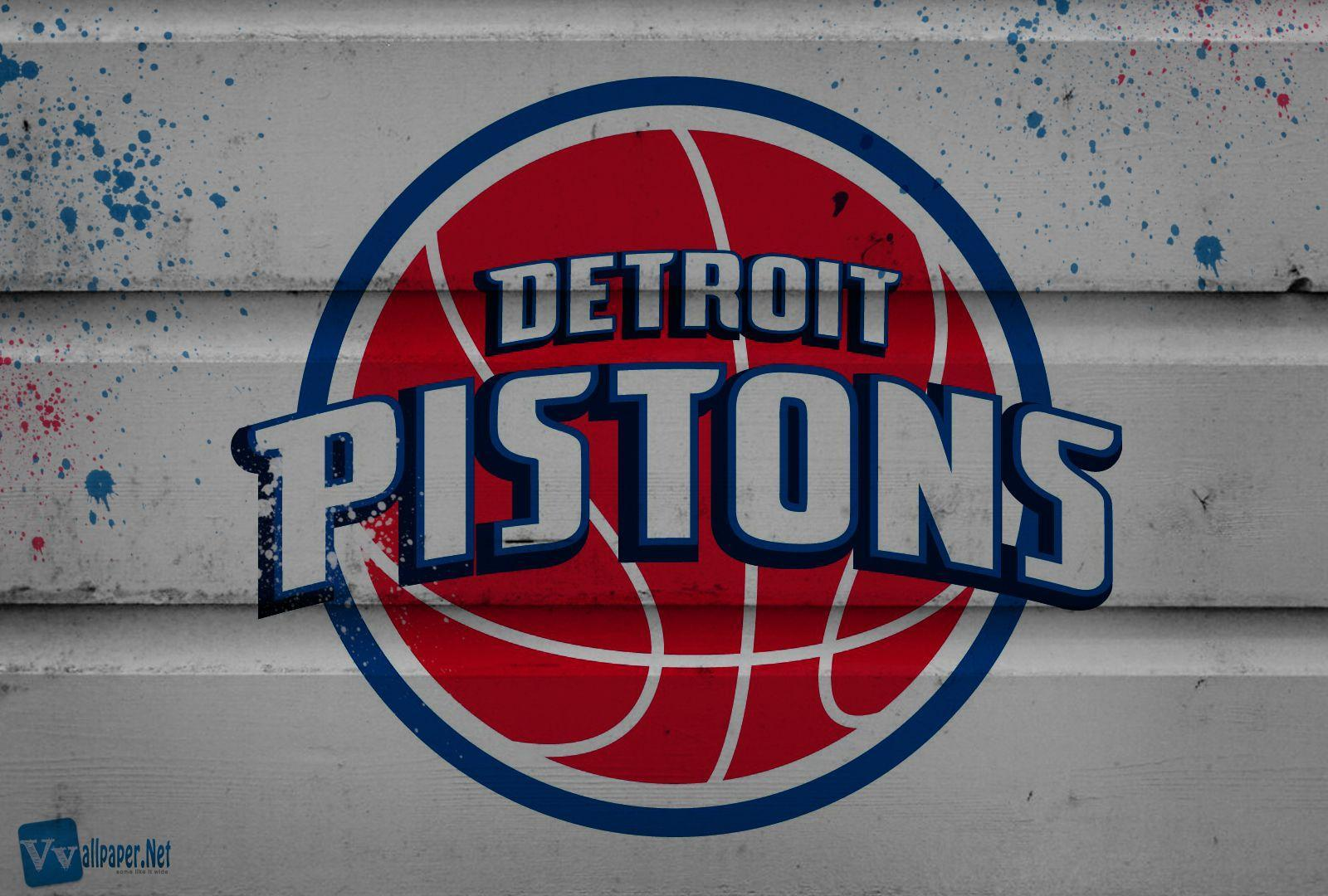 Central Wallpaper: Detroit Pistons Logo Designs HD Wallpapers