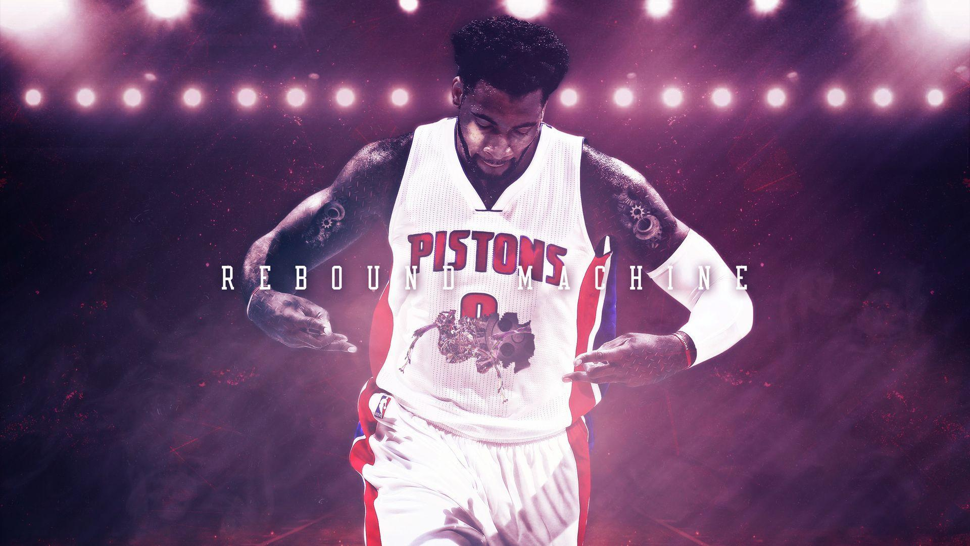 1920x1080 Basketball, Andre Drummond, Nba, Detroit Pistons Players