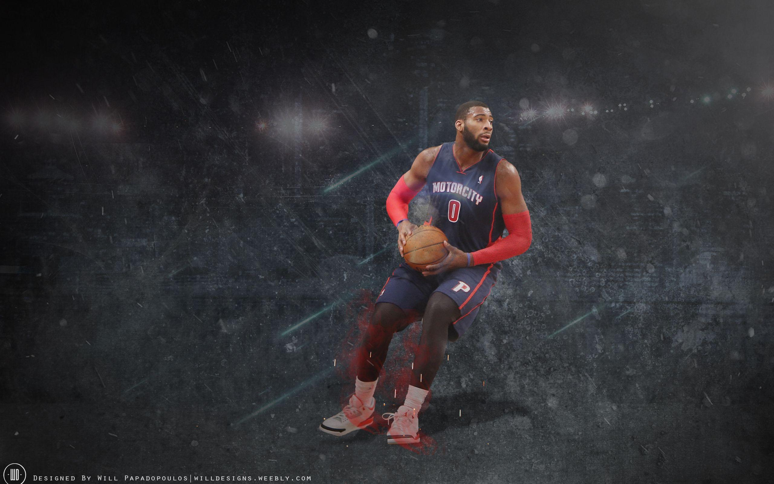 2560x1600 Basketball, Andre Drummond, Nba, Detroit Pistons Players