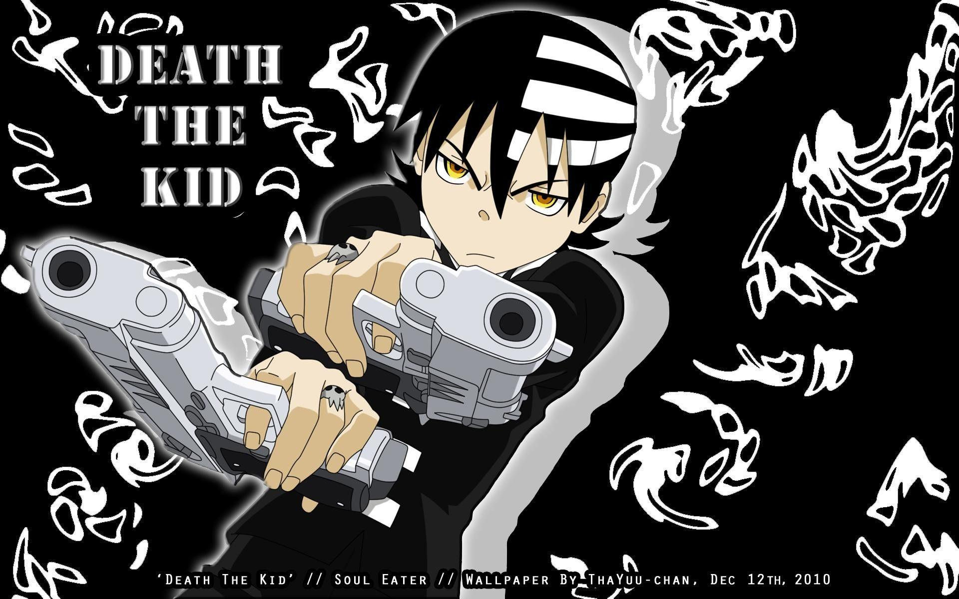 The Hero Of Anime Death Kid Wallpapers And Images