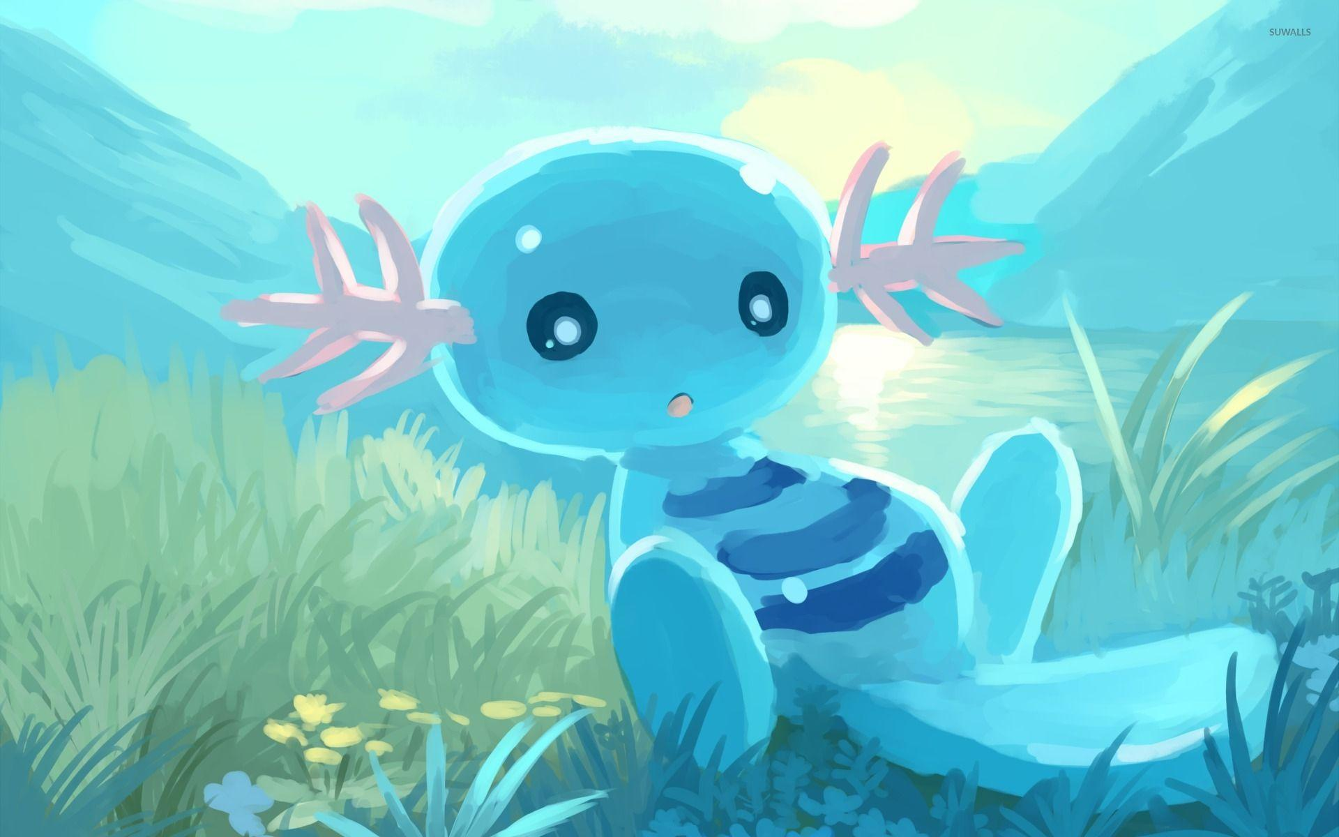 Wooper from Pokemon wallpapers
