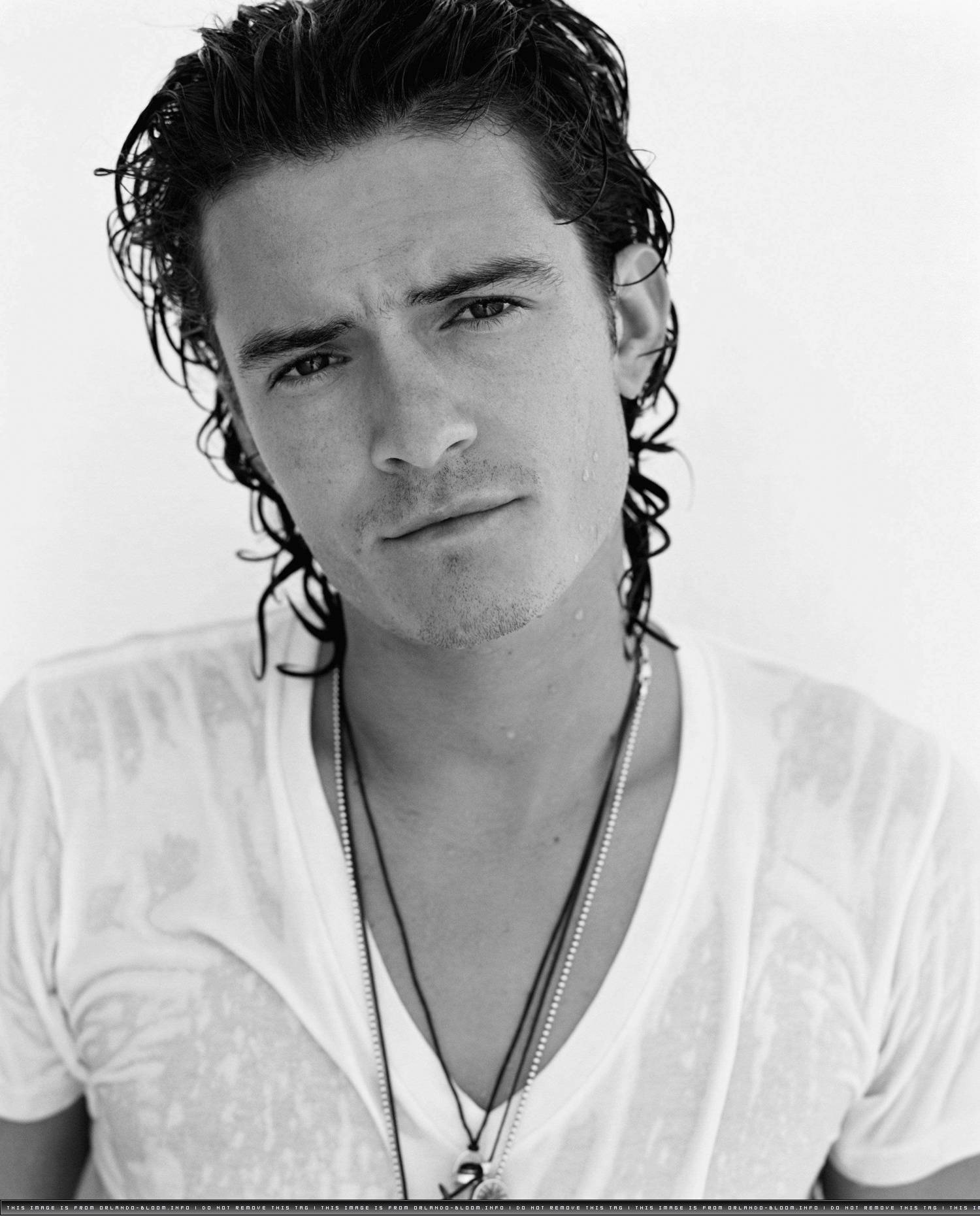 Gallery For > Orlando Bloom Wallpapers