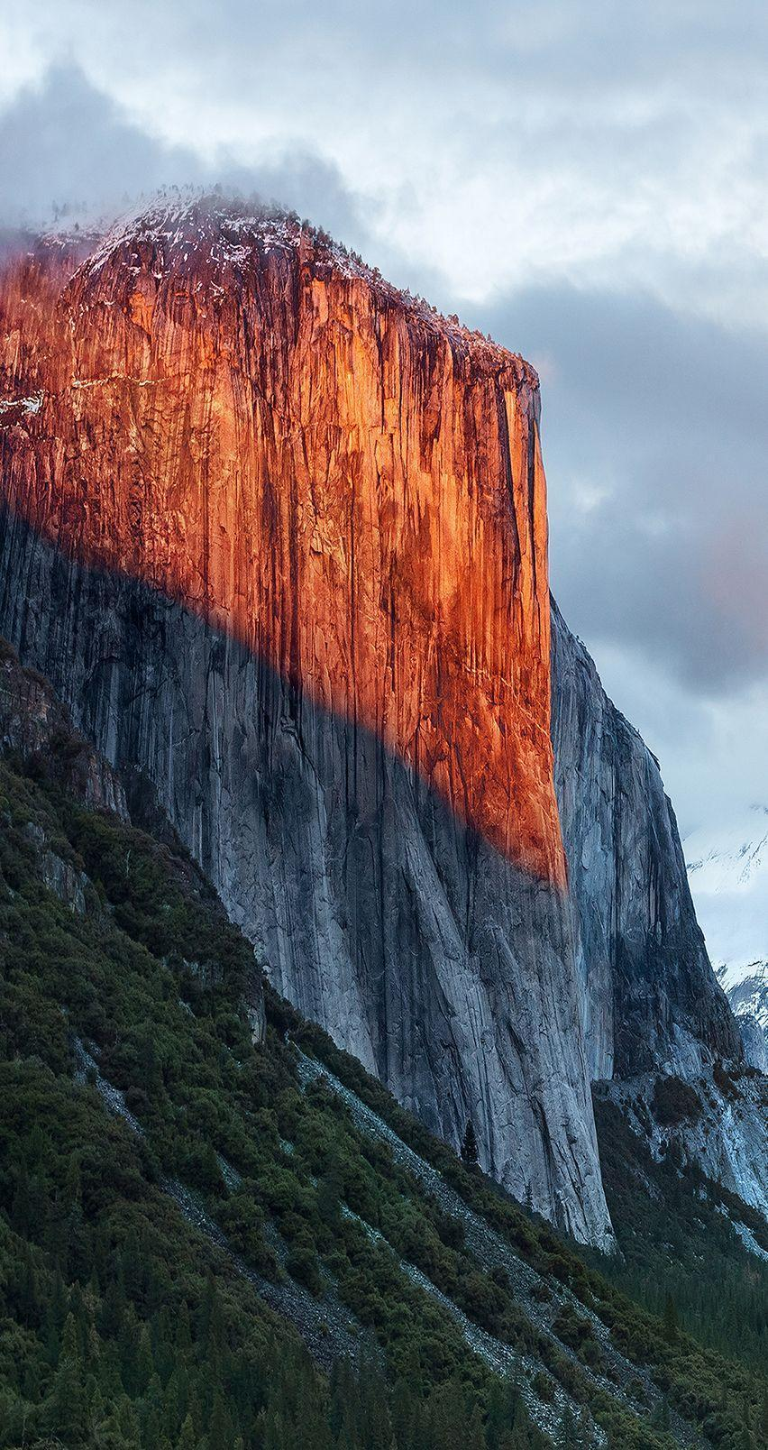 How to Get OS X El Capitan Wallpapers on iPhone & iPad