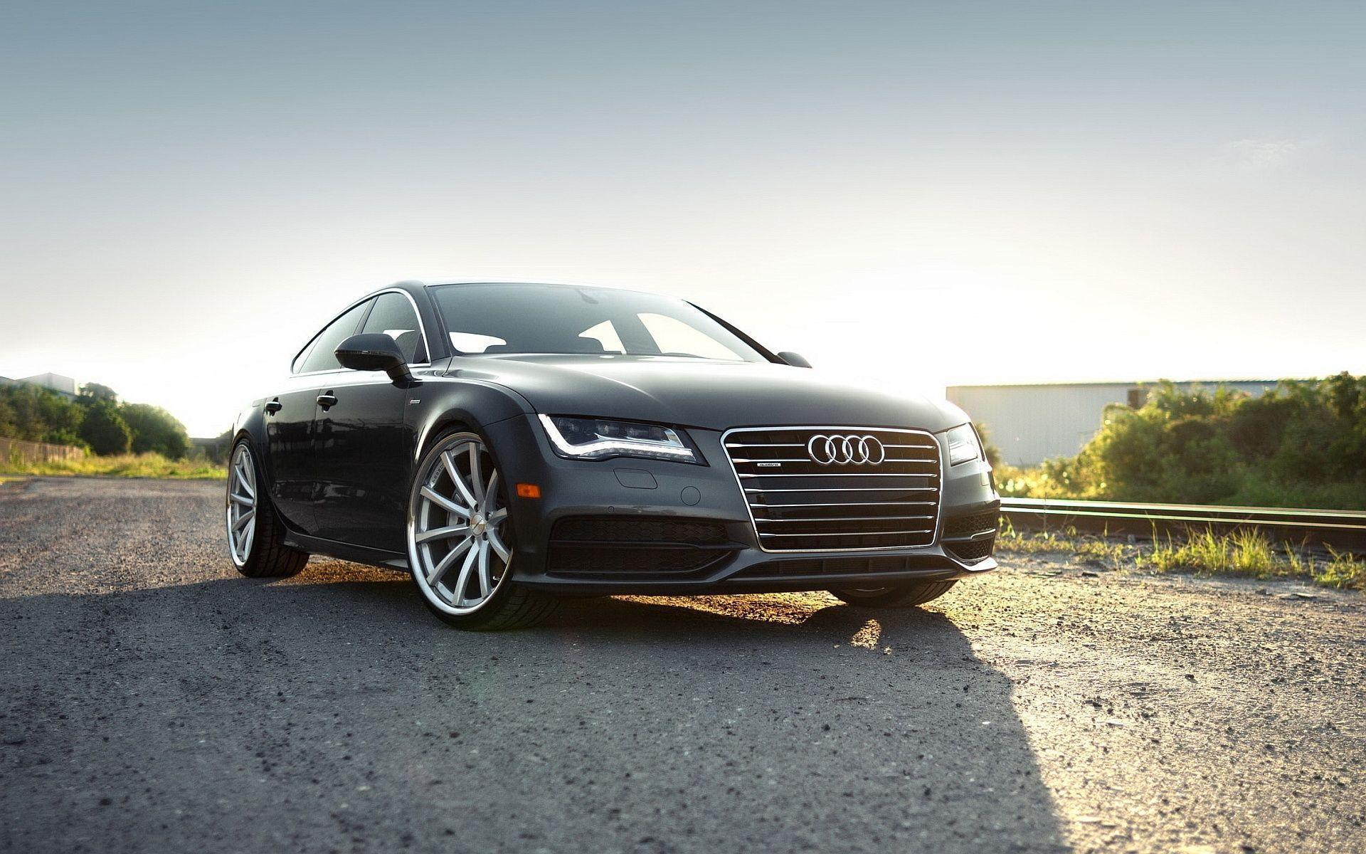 Audi A7 Full HD Wallpapers