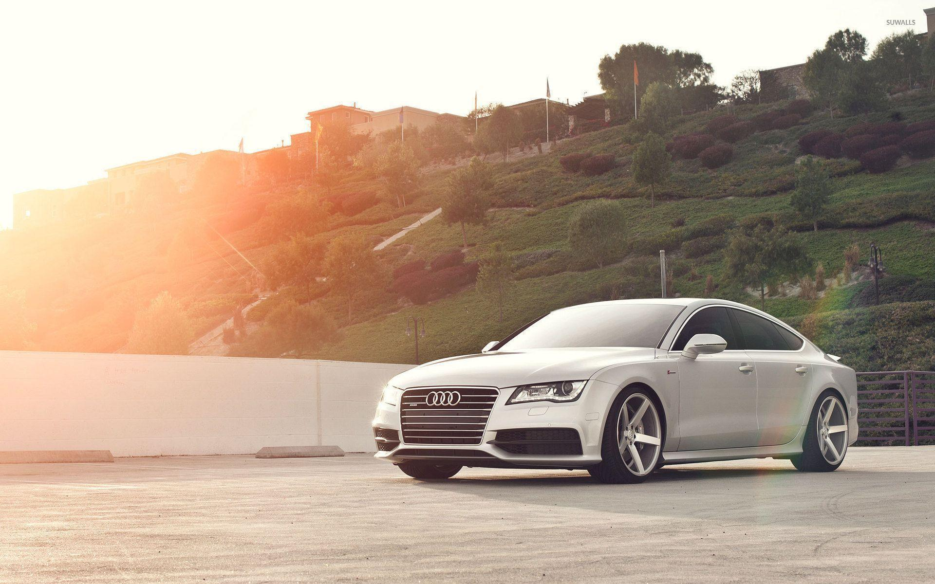 Audi A7 wallpapers