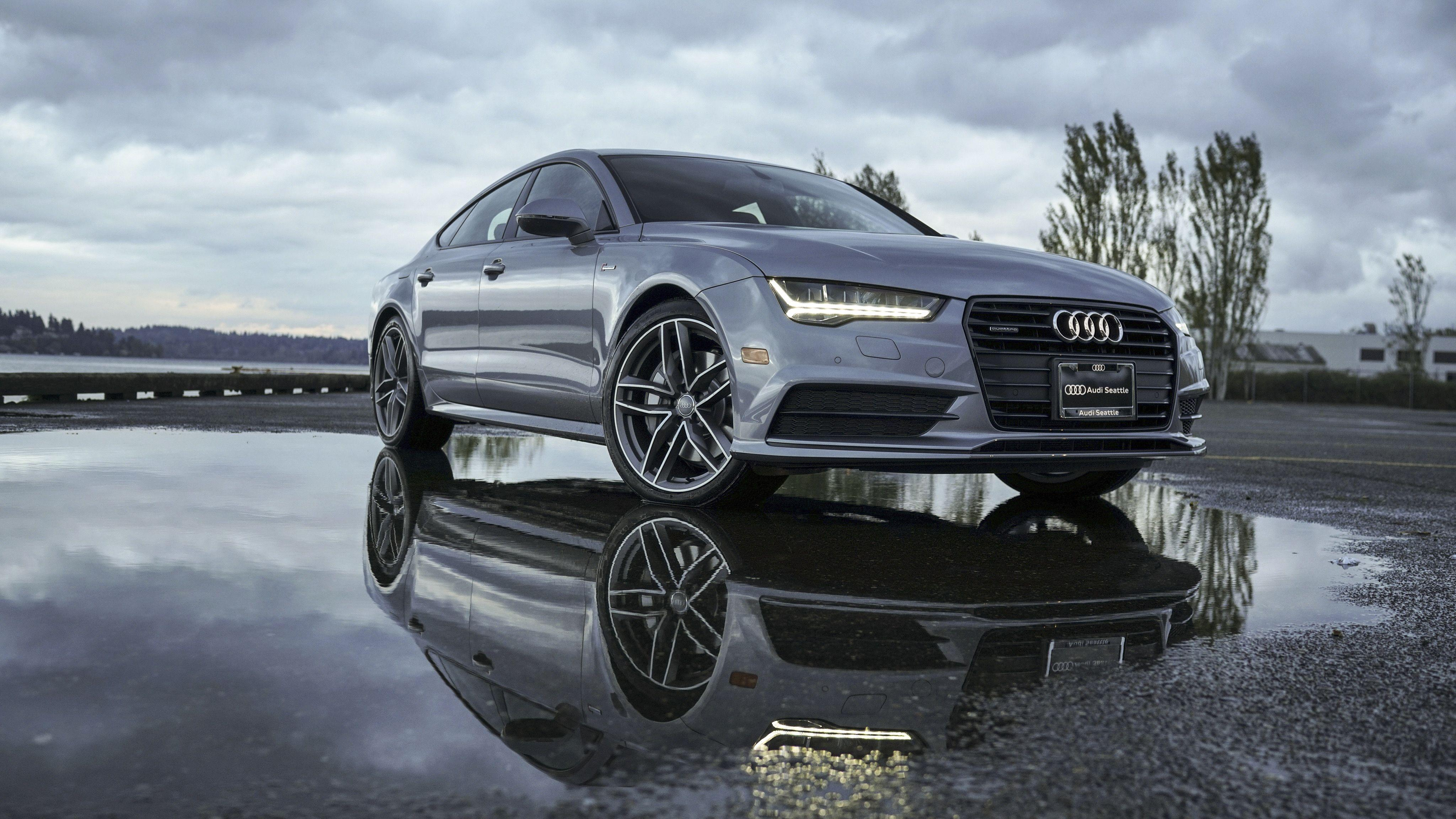 Your Ridiculously Awesome Audi A7 Wallpapers Is Here