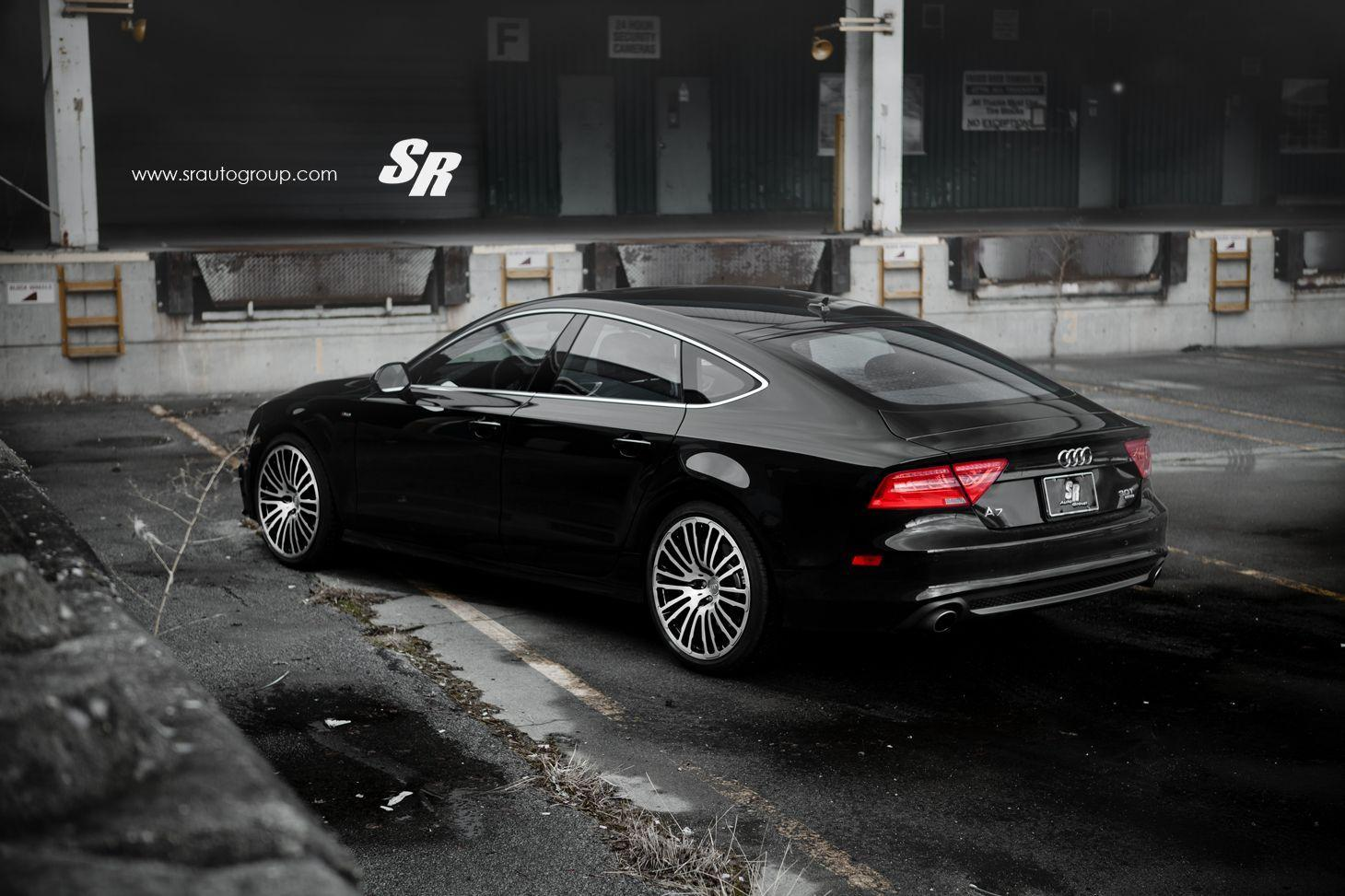 V.953 Audi A7 Wallpapers