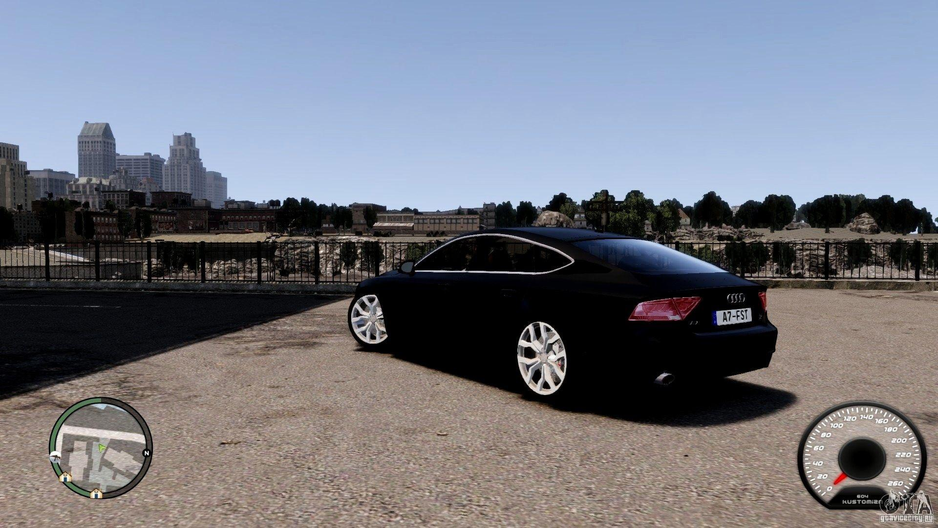 Audi A7 Wallpapers HD Download