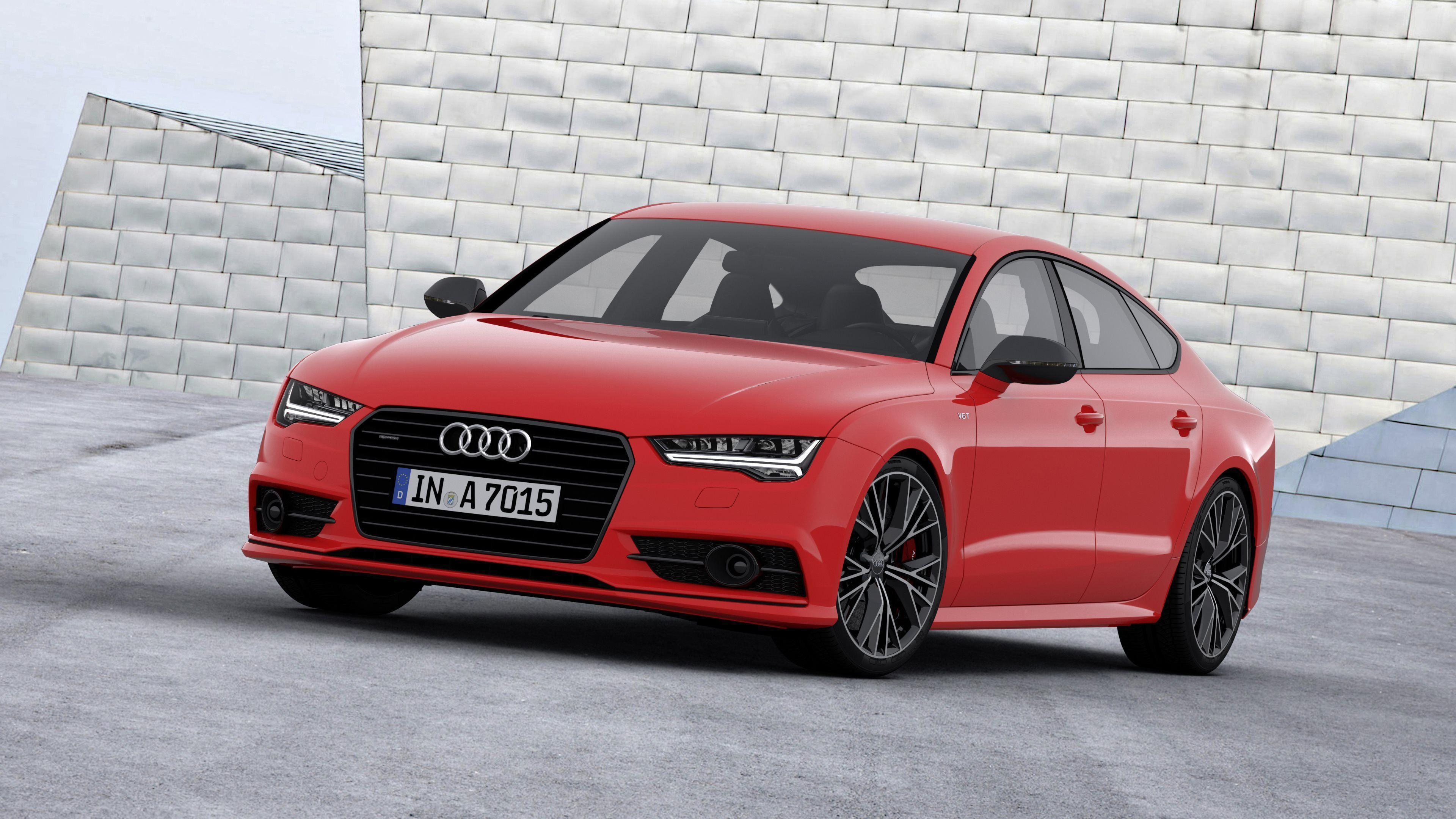 Audi A7 Sportback Wallpapers · HD Wallpapers