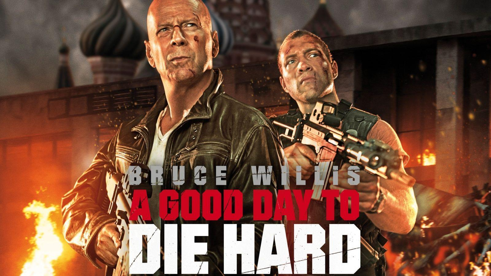 A Good Way To Die Hard 5 2880x1800