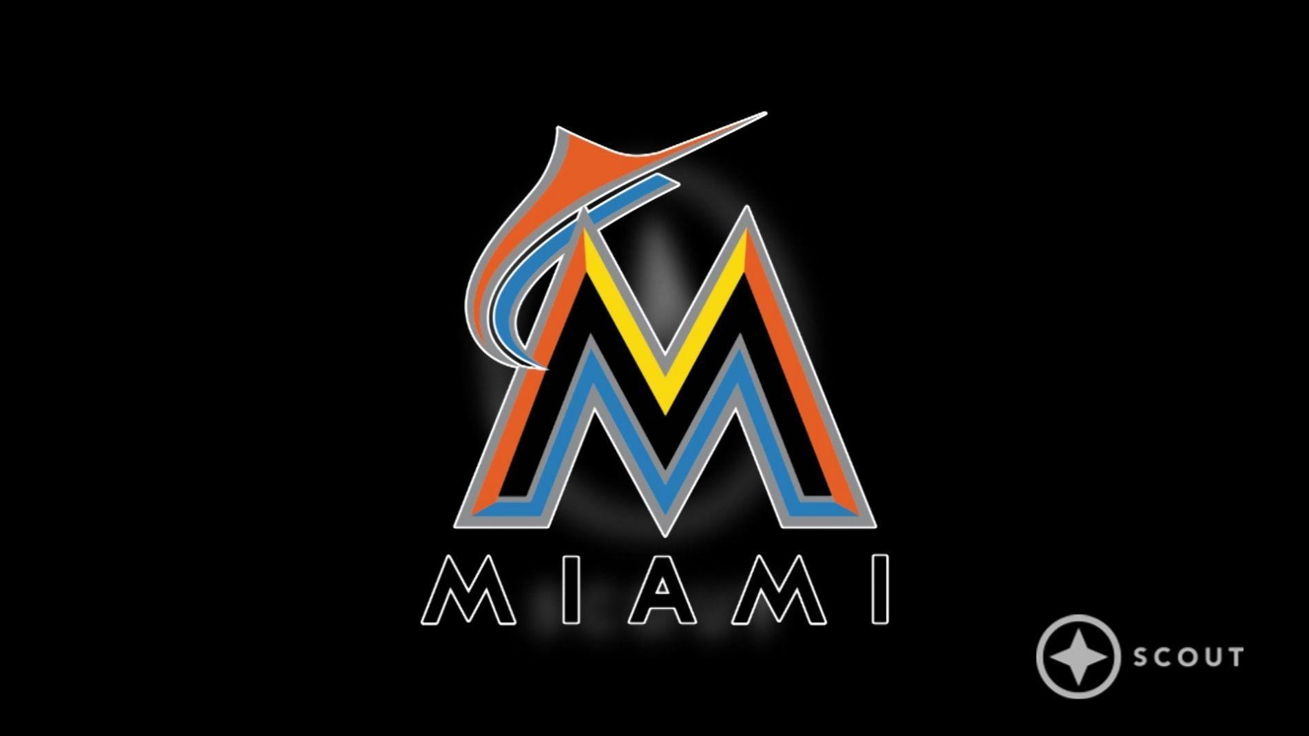 Miami Marlins Image Throughout Wallpaper