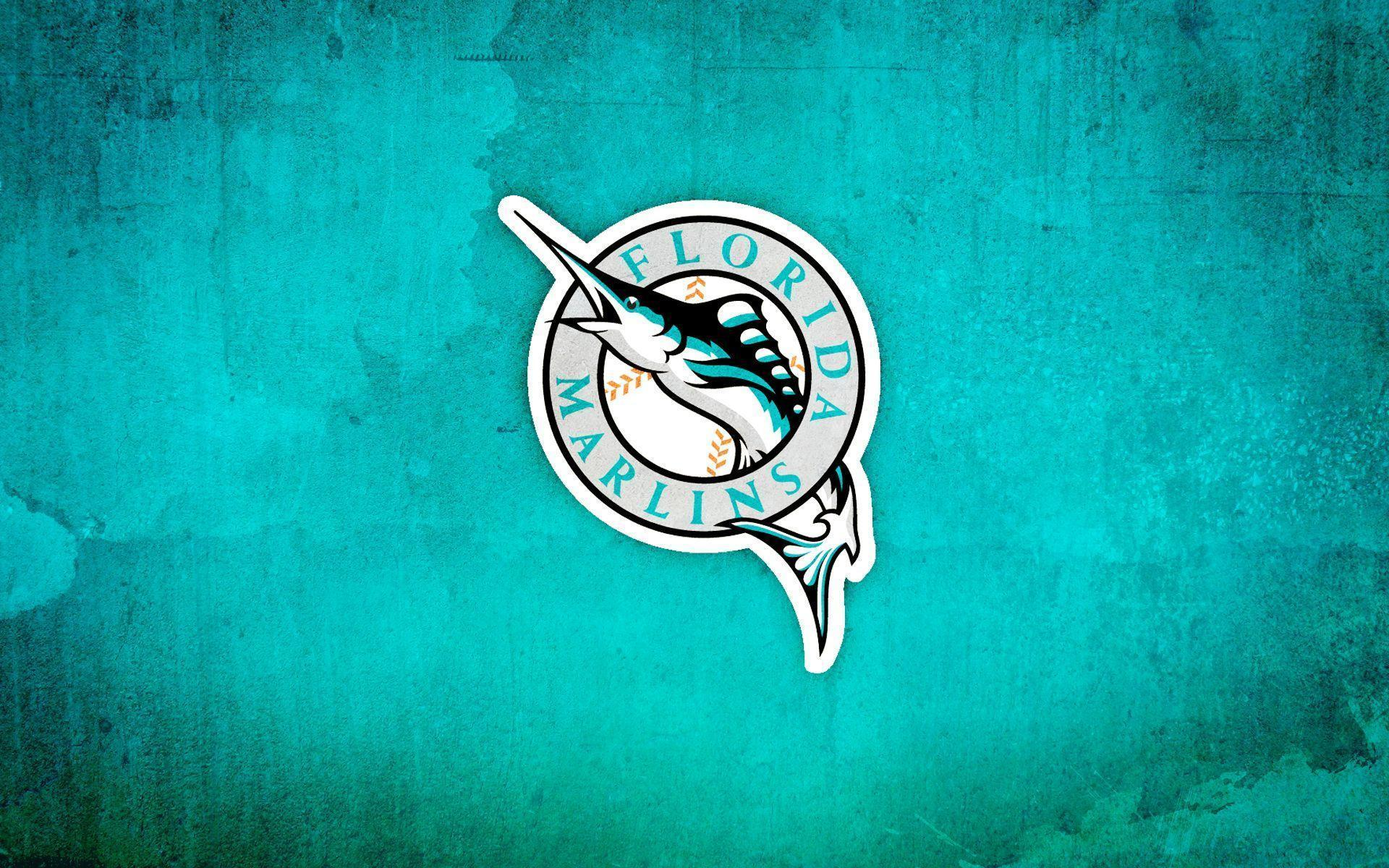 Mlb Logo Florida Marlins Baseball 1920x1200