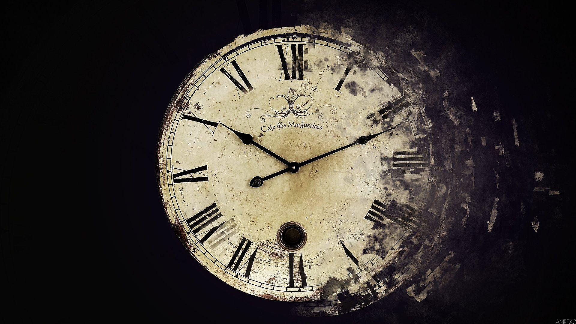 57 Clock HD Wallpapers | Backgrounds - Wallpaper Abyss
